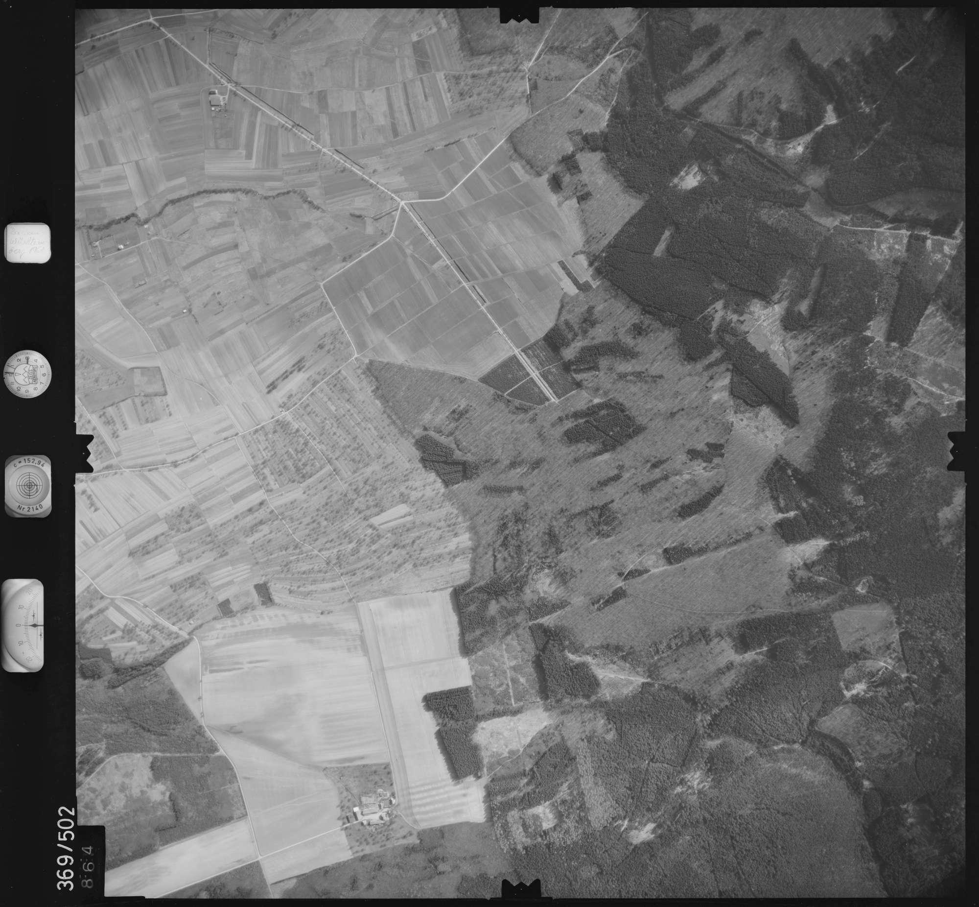 Luftbild: Film 33 Bildnr. 864, Bild 1