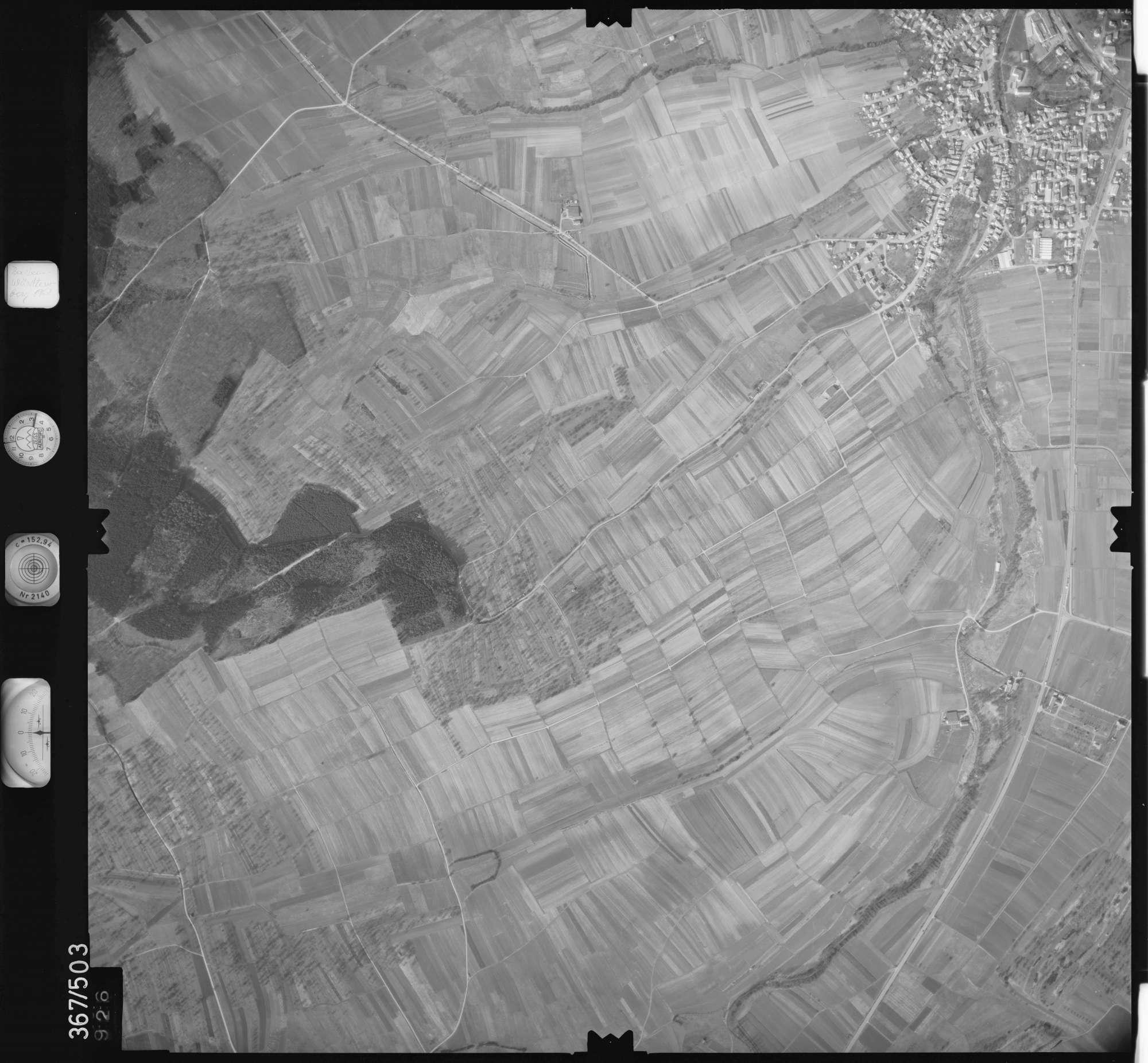 Luftbild: Film 33 Bildnr. 926, Bild 1