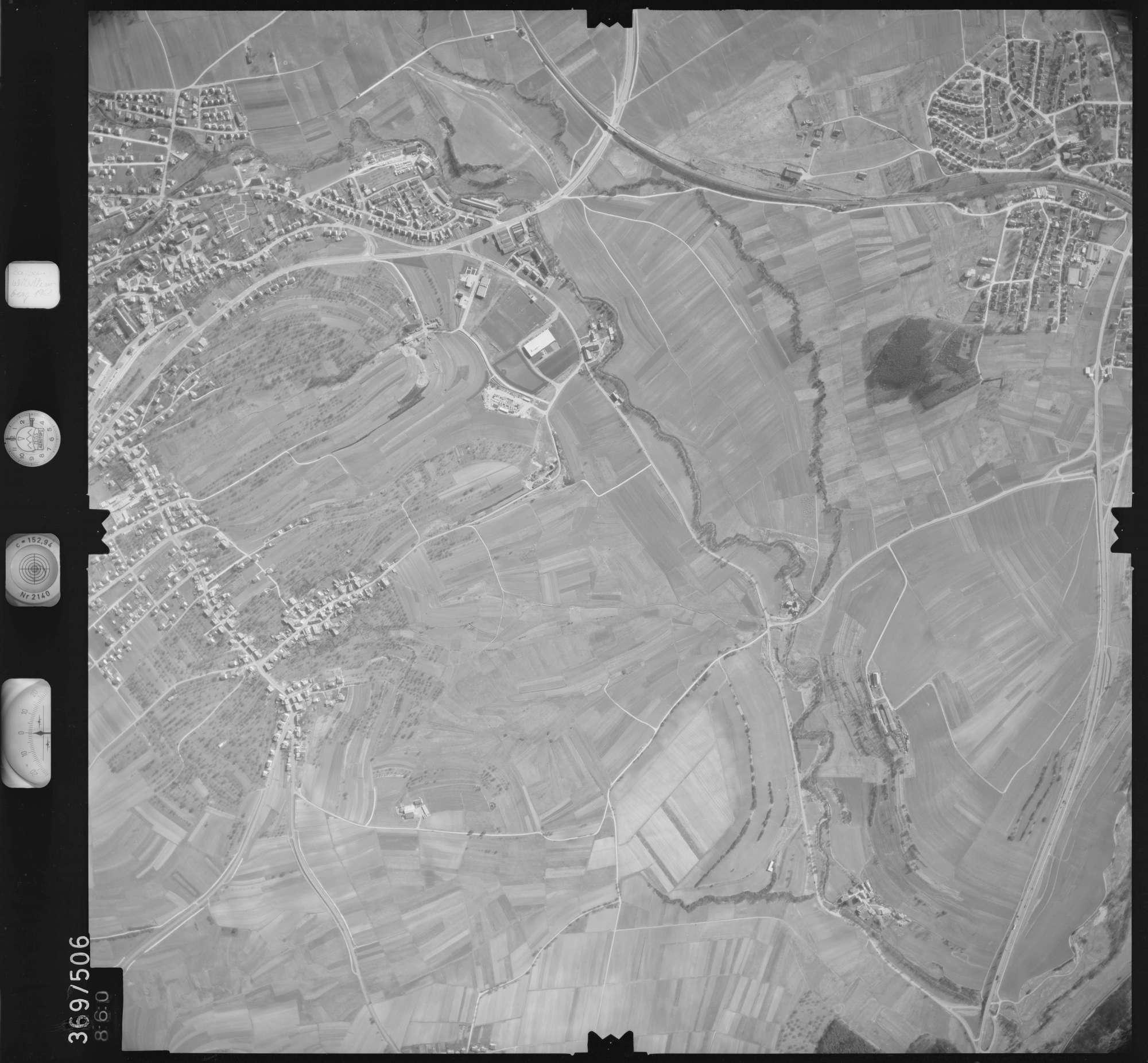 Luftbild: Film 33 Bildnr. 860, Bild 1