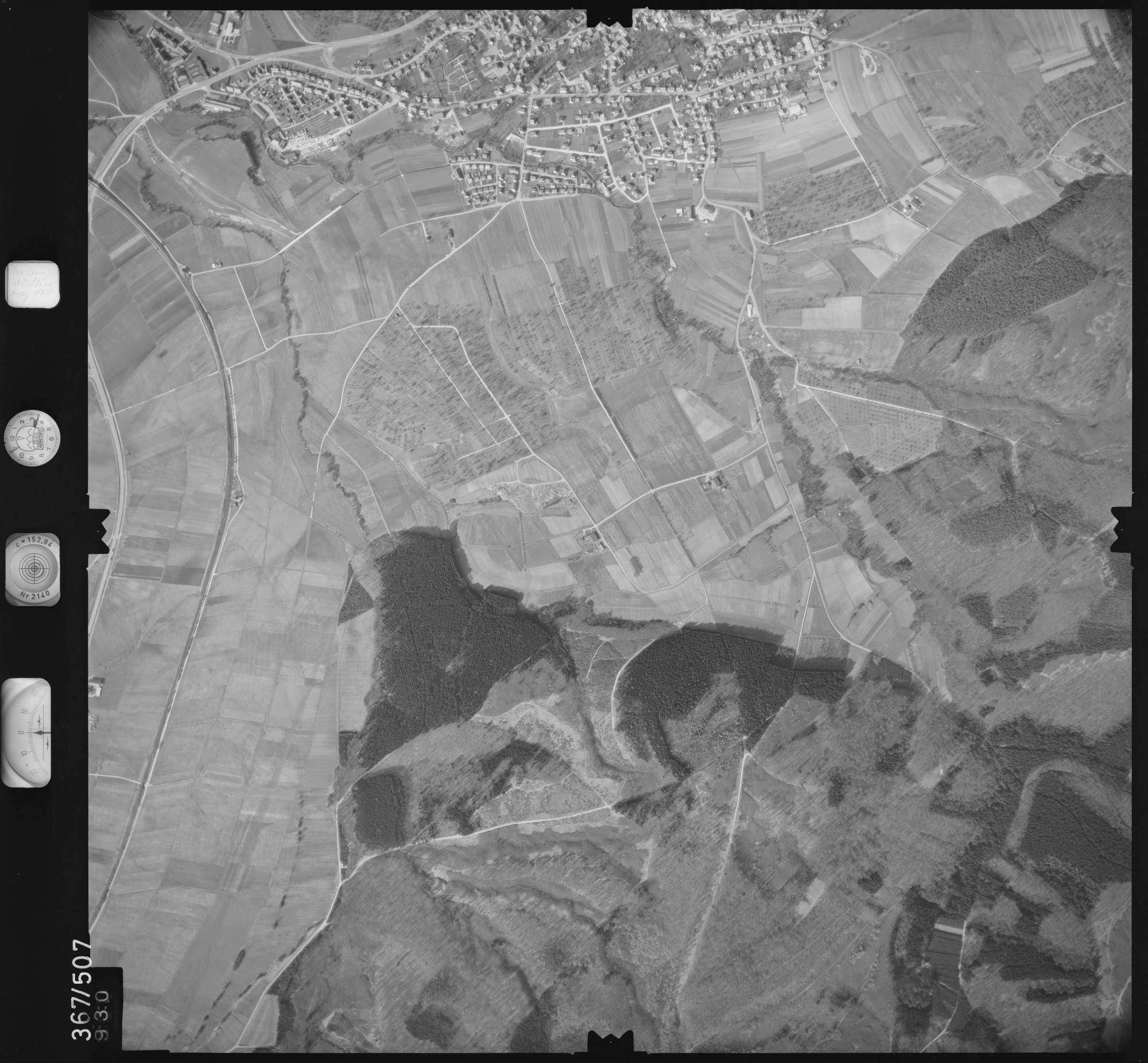Luftbild: Film 33 Bildnr. 930, Bild 1