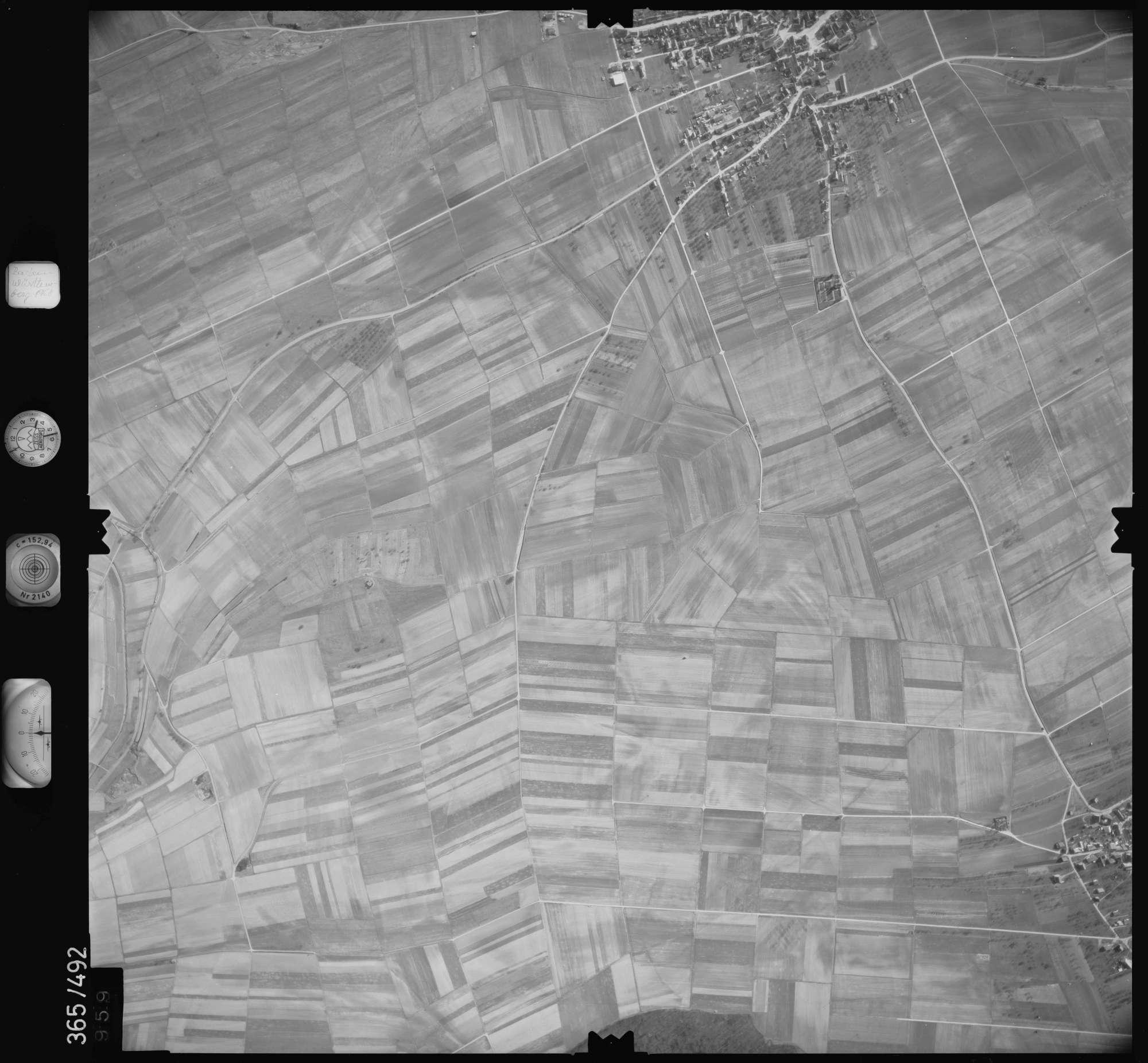 Luftbild: Film 33 Bildnr. 959, Bild 1