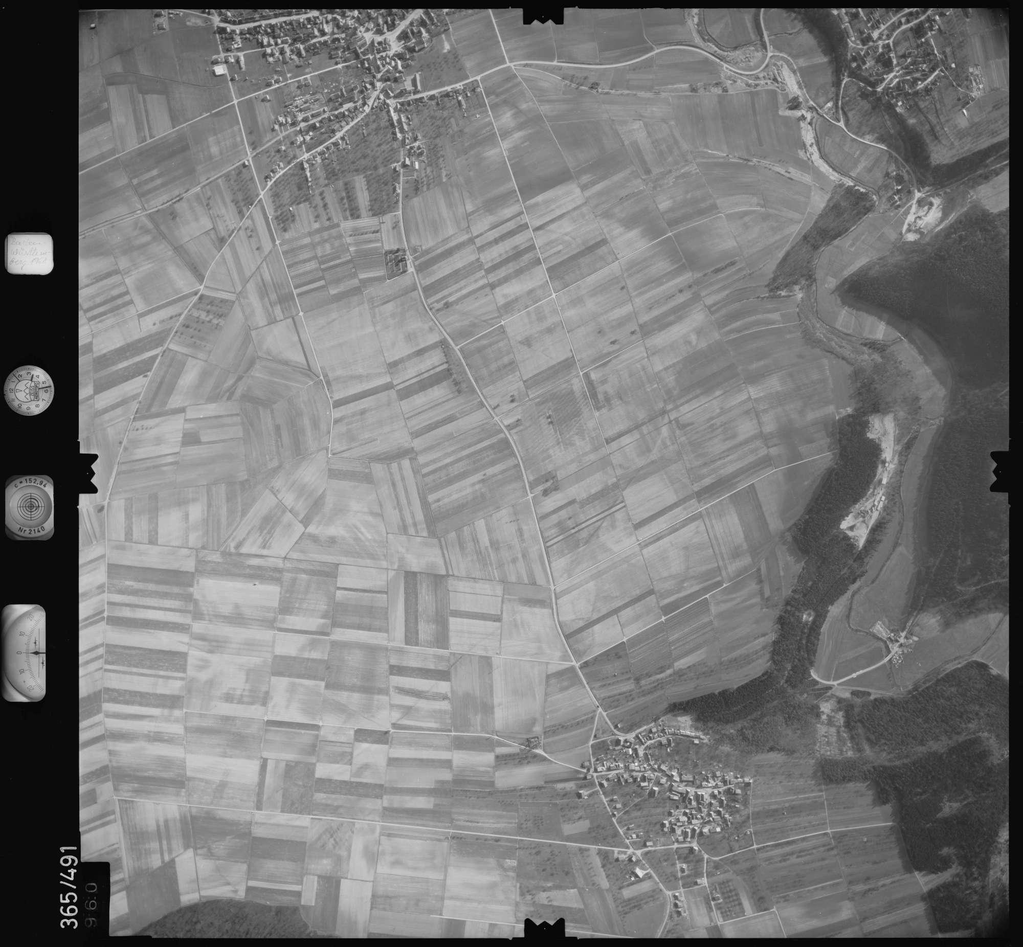 Luftbild: Film 33 Bildnr. 960, Bild 1