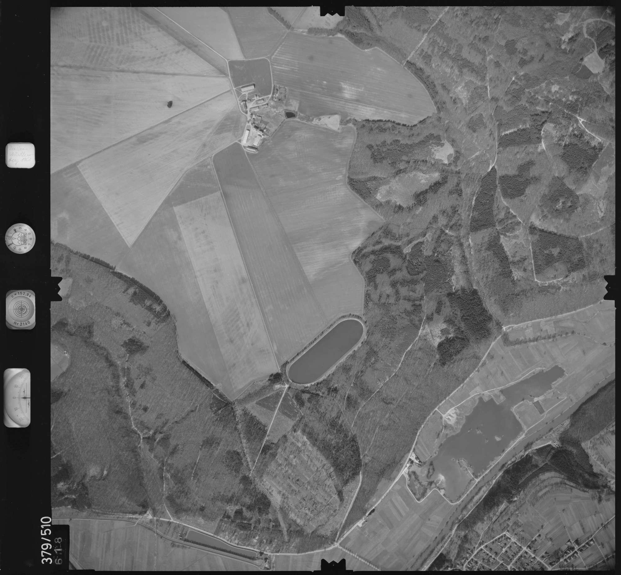 Luftbild: Film 31 Bildnr. 618, Bild 1