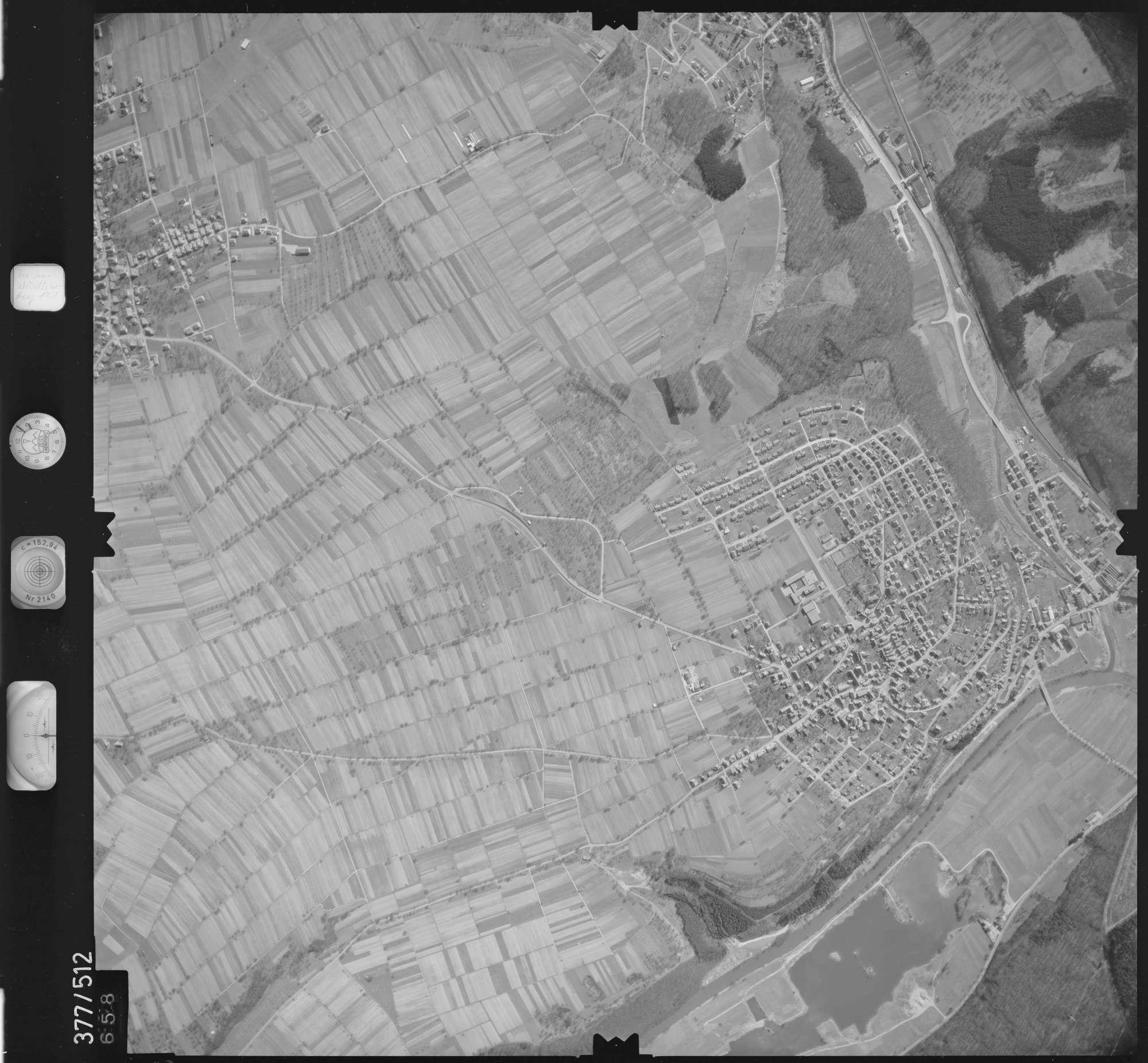 Luftbild: Film 31 Bildnr. 658, Bild 1