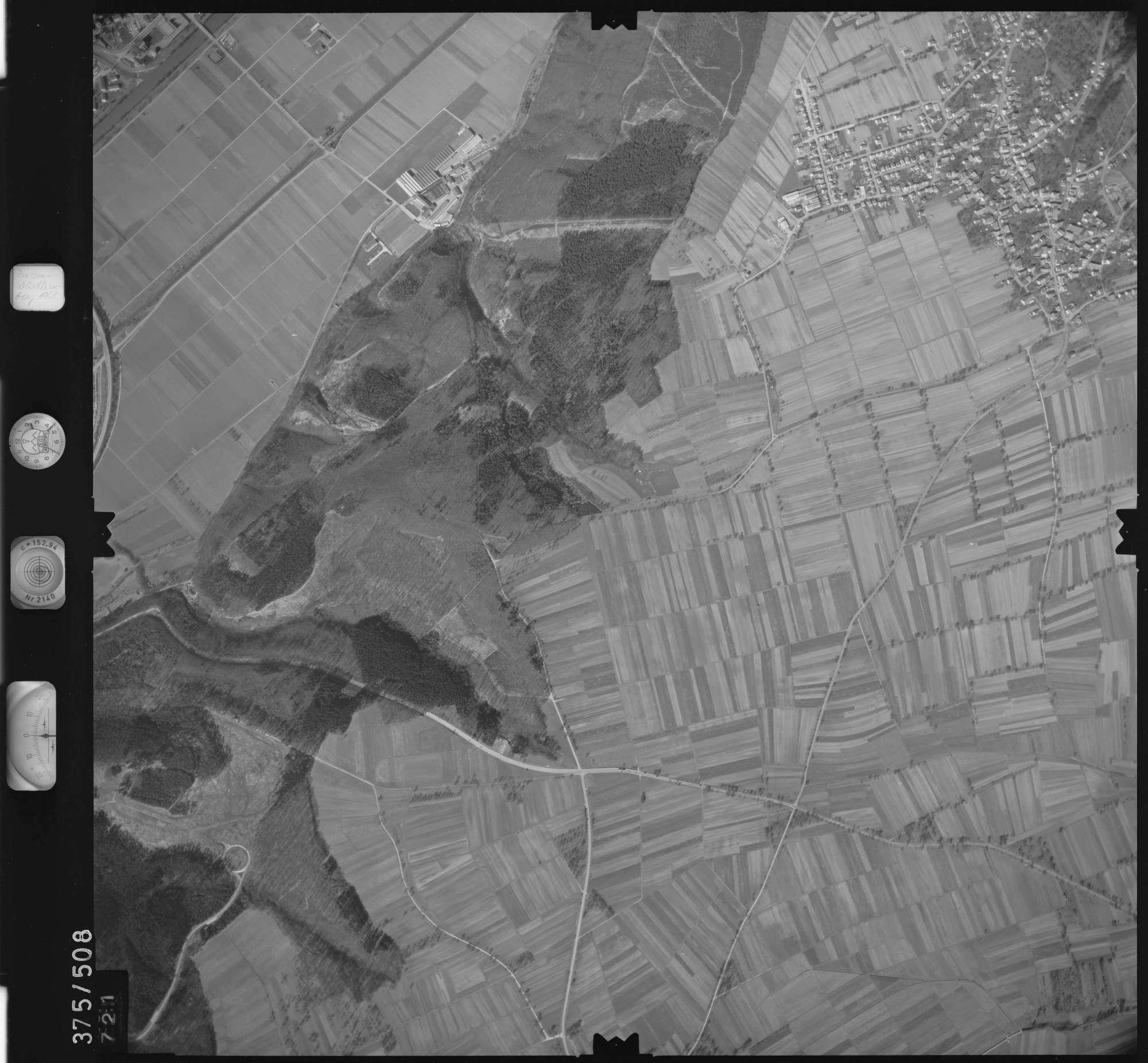 Luftbild: Film 31 Bildnr. 721, Bild 1