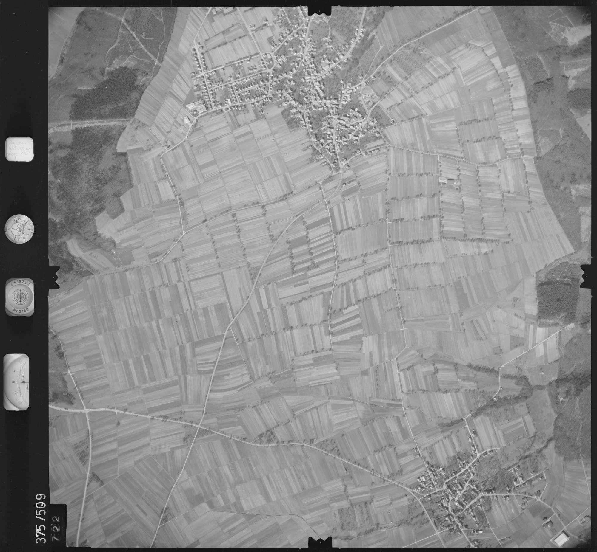 Luftbild: Film 31 Bildnr. 722, Bild 1