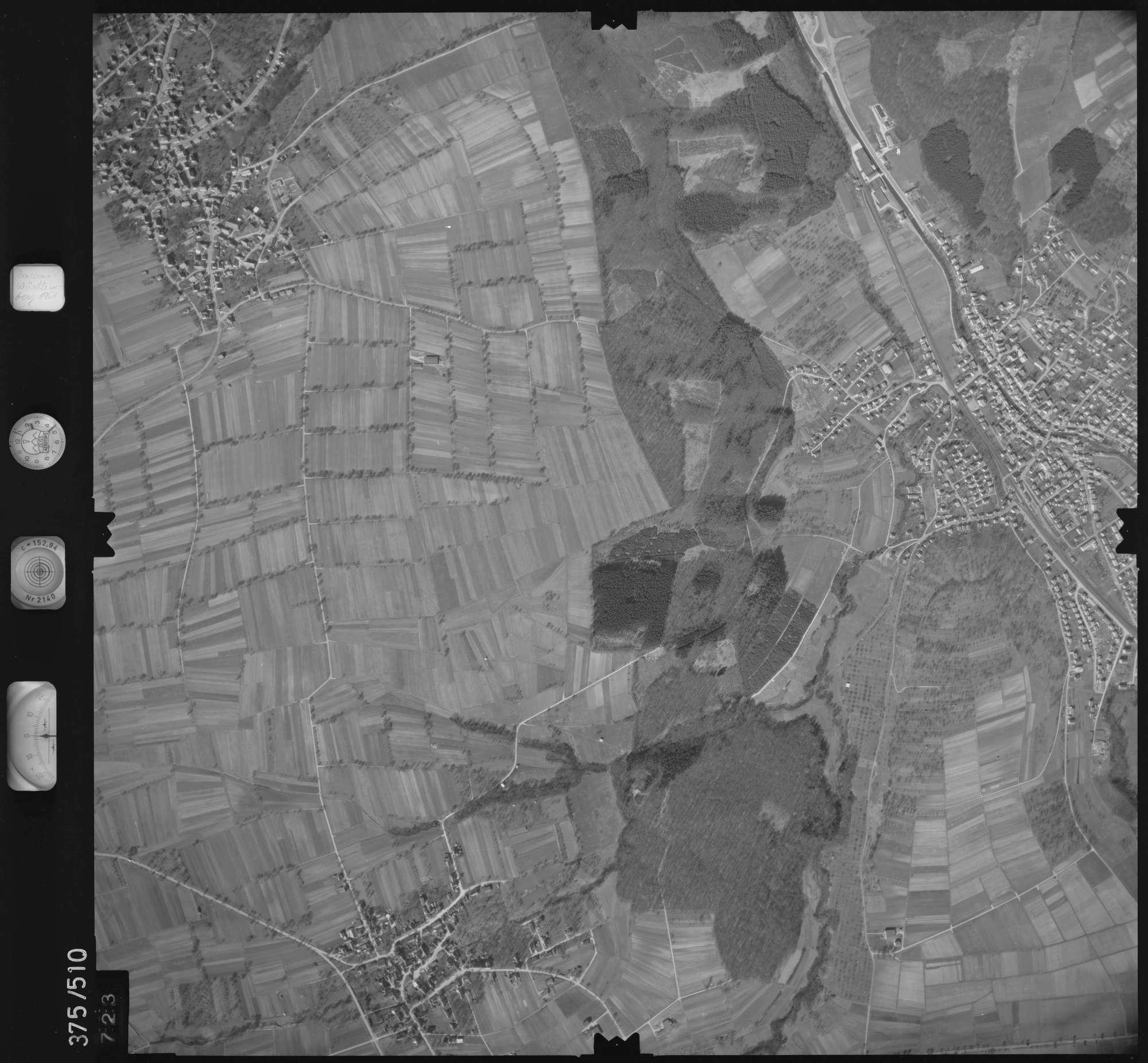 Luftbild: Film 31 Bildnr. 723, Bild 1