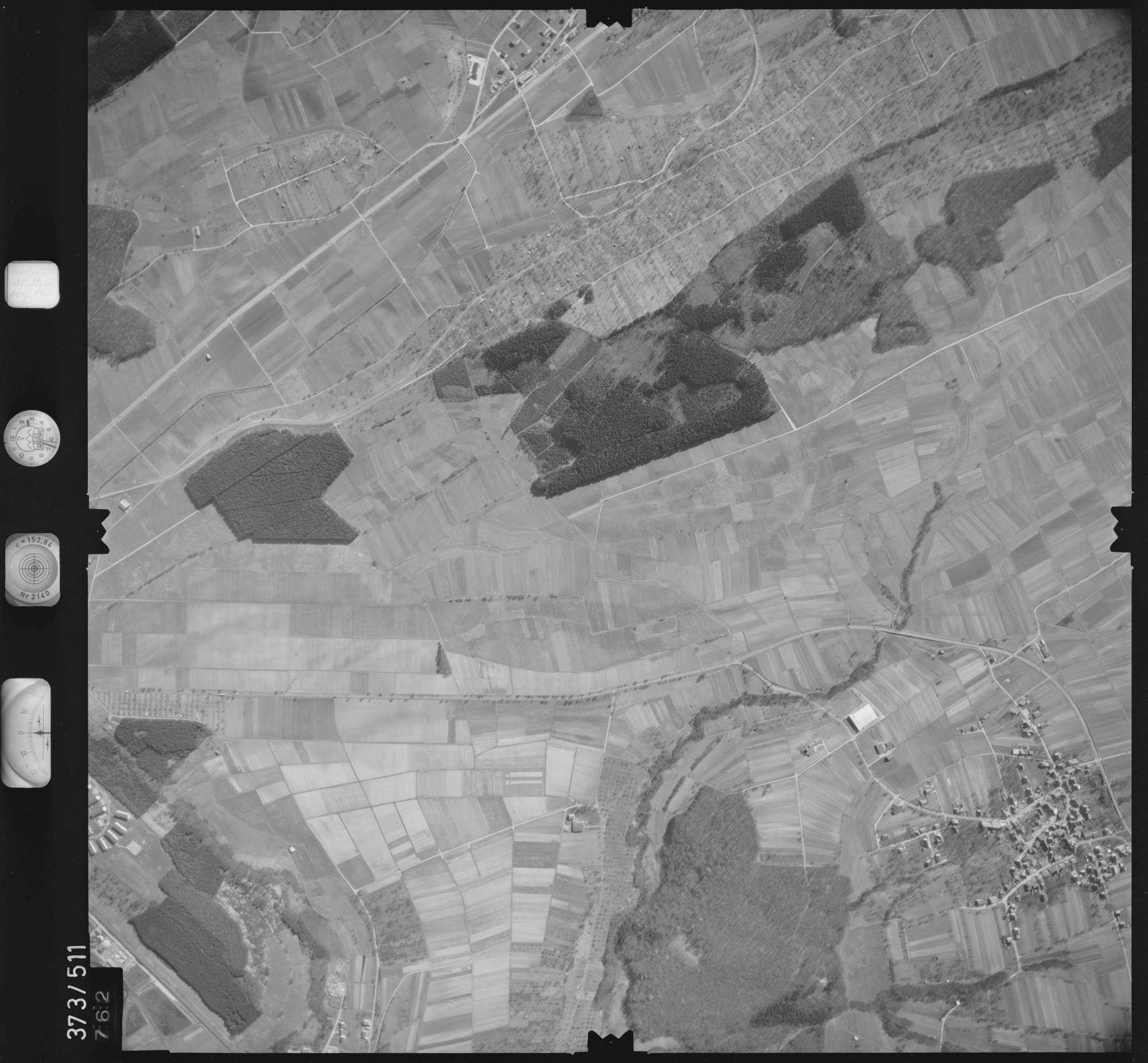 Luftbild: Film 33 Bildnr. 762, Bild 1