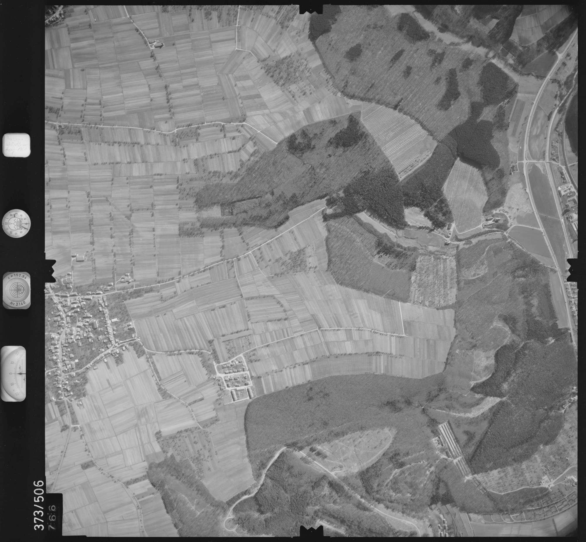 Luftbild: Film 33 Bildnr. 766, Bild 1
