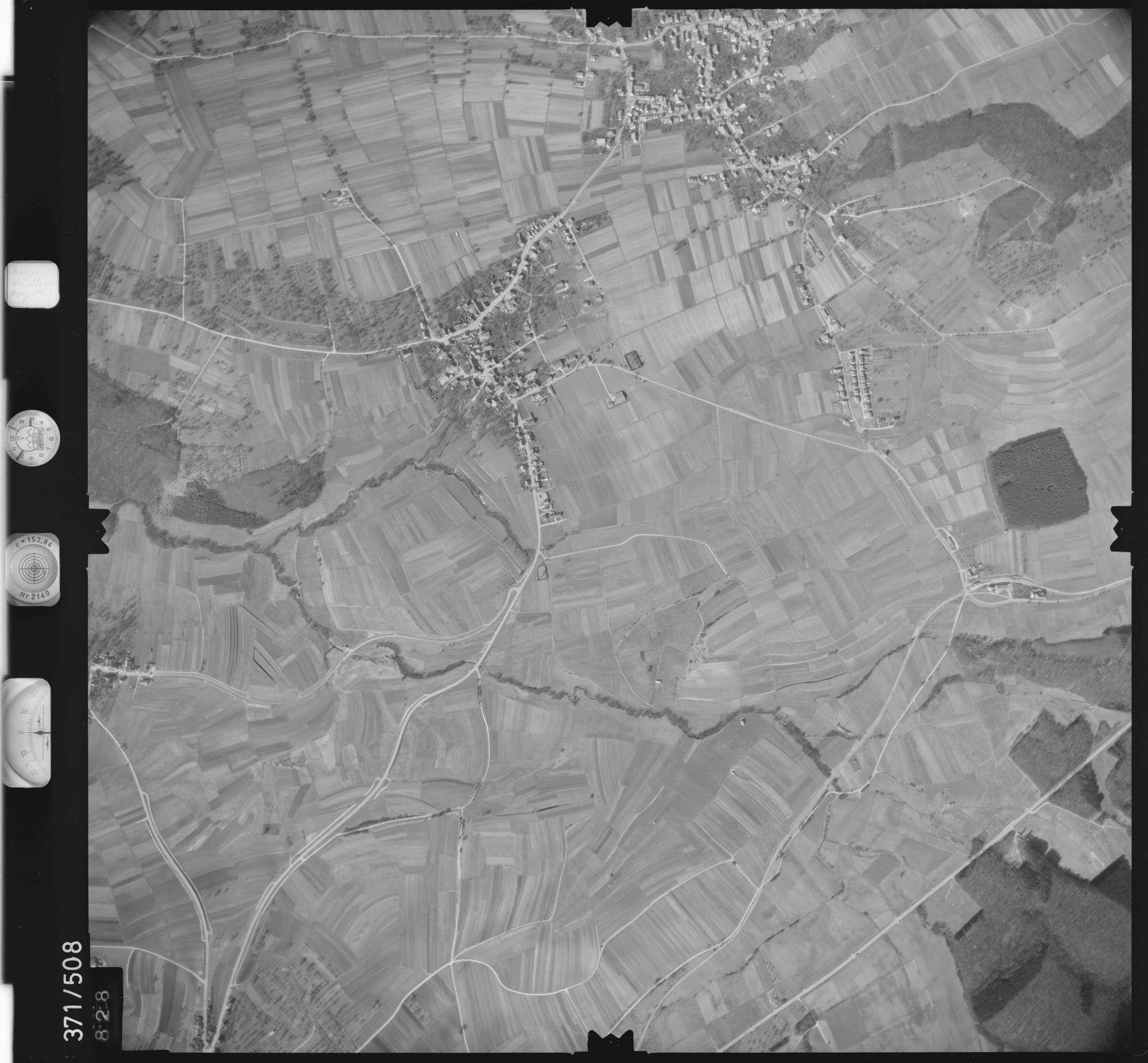 Luftbild: Film 33 Bildnr. 828, Bild 1