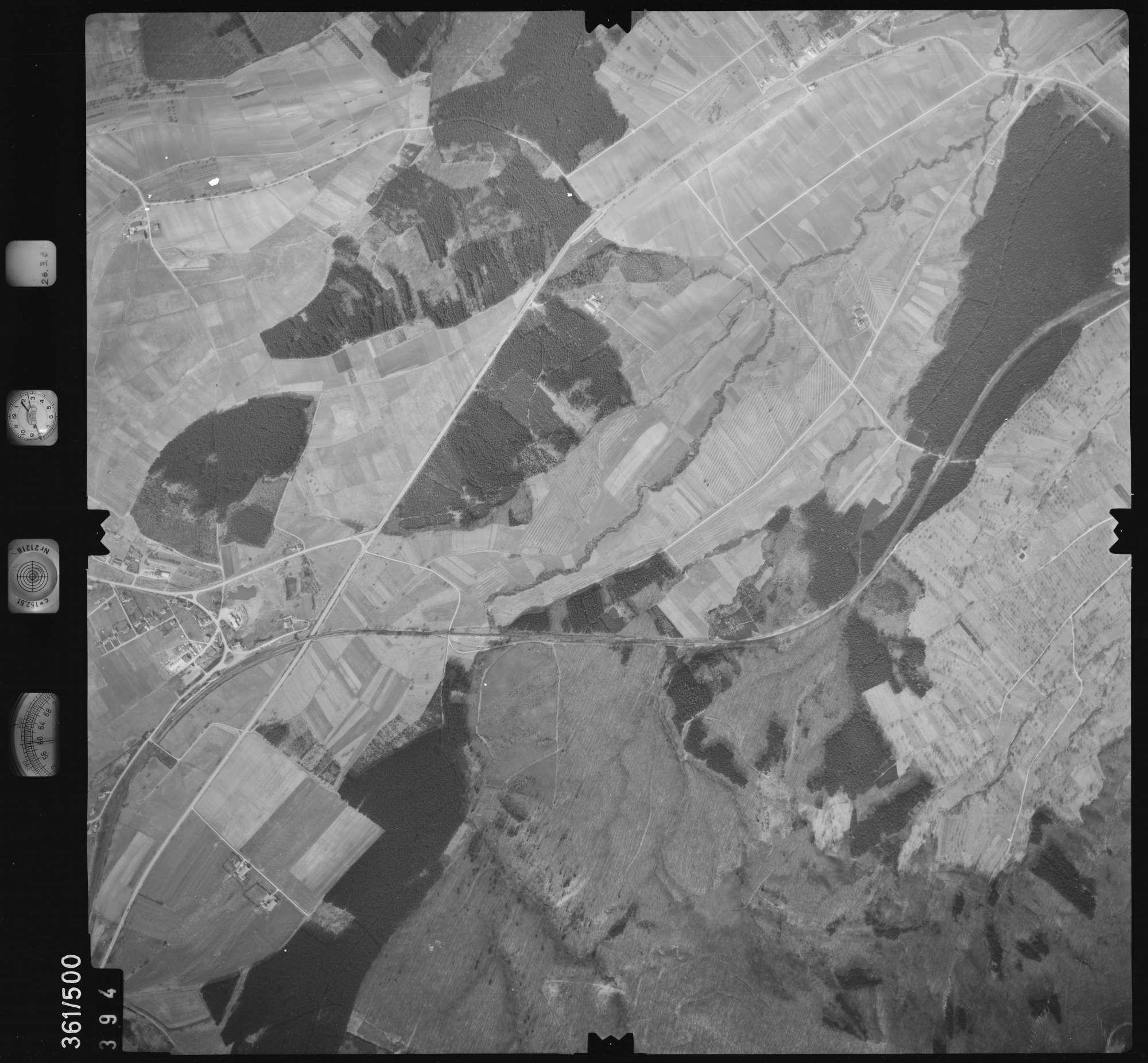 Luftbild: Film 20 Bildnr. 394, Bild 1