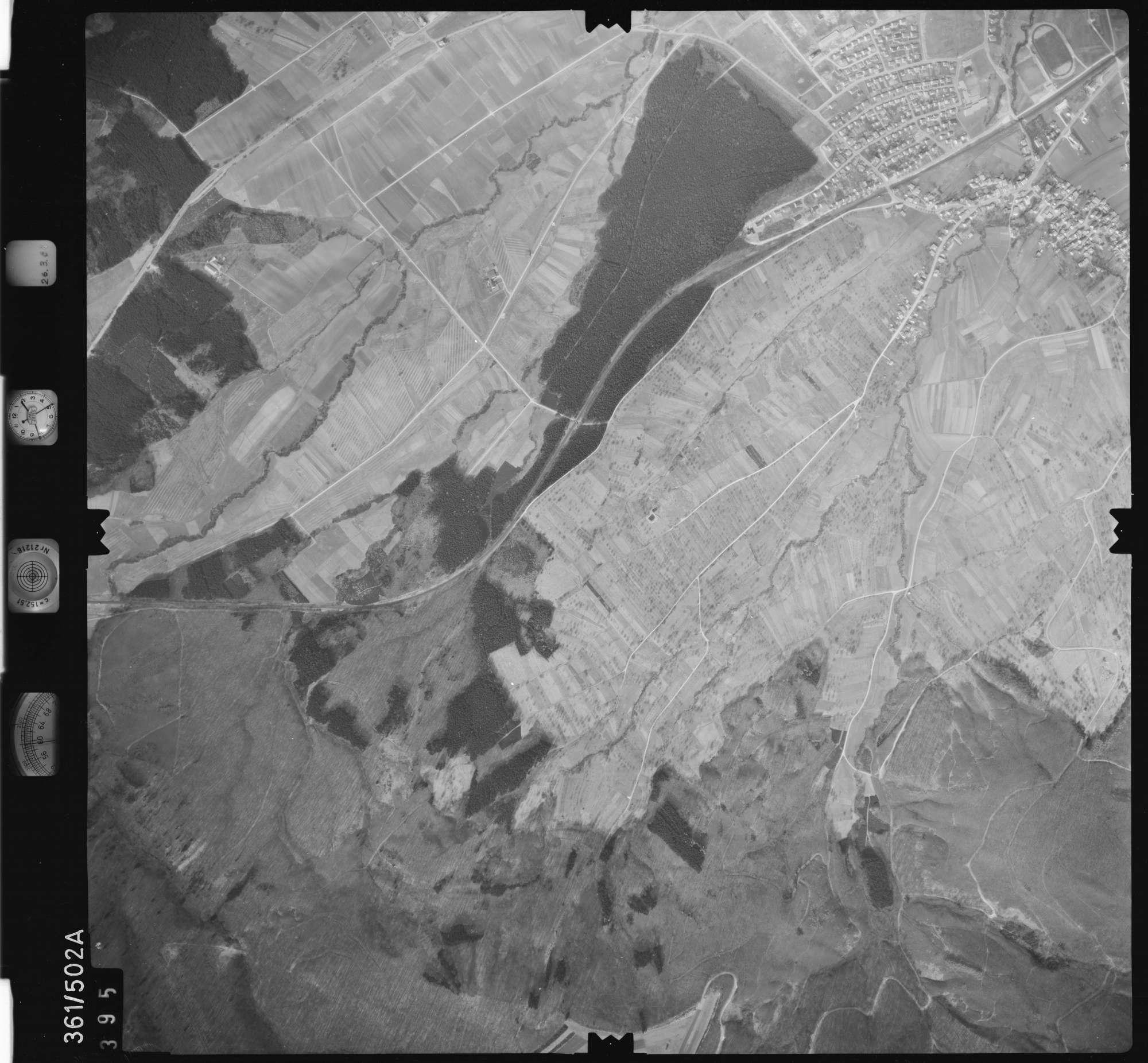 Luftbild: Film 20 Bildnr. 395, Bild 1