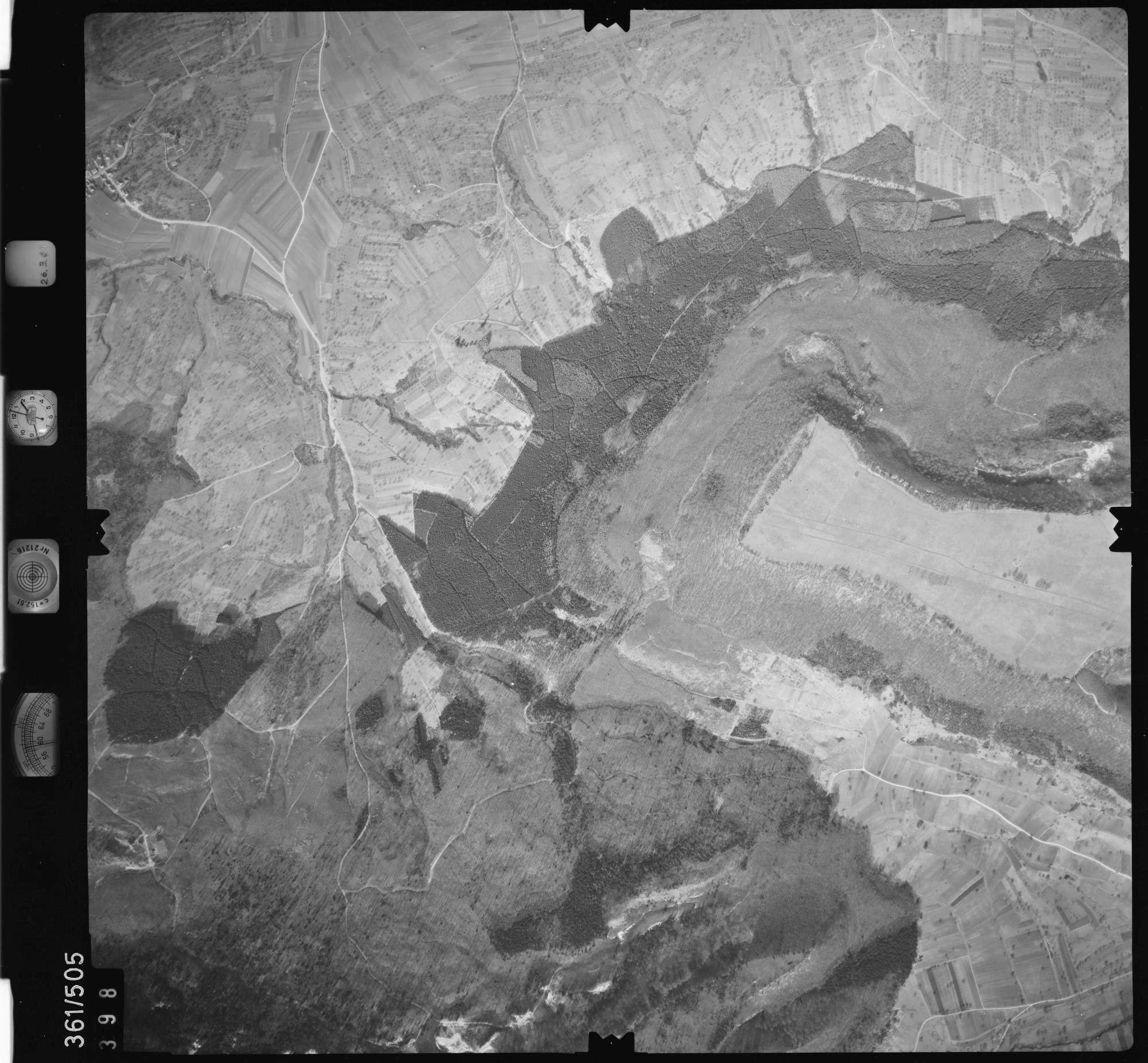 Luftbild: Film 20 Bildnr. 398, Bild 1