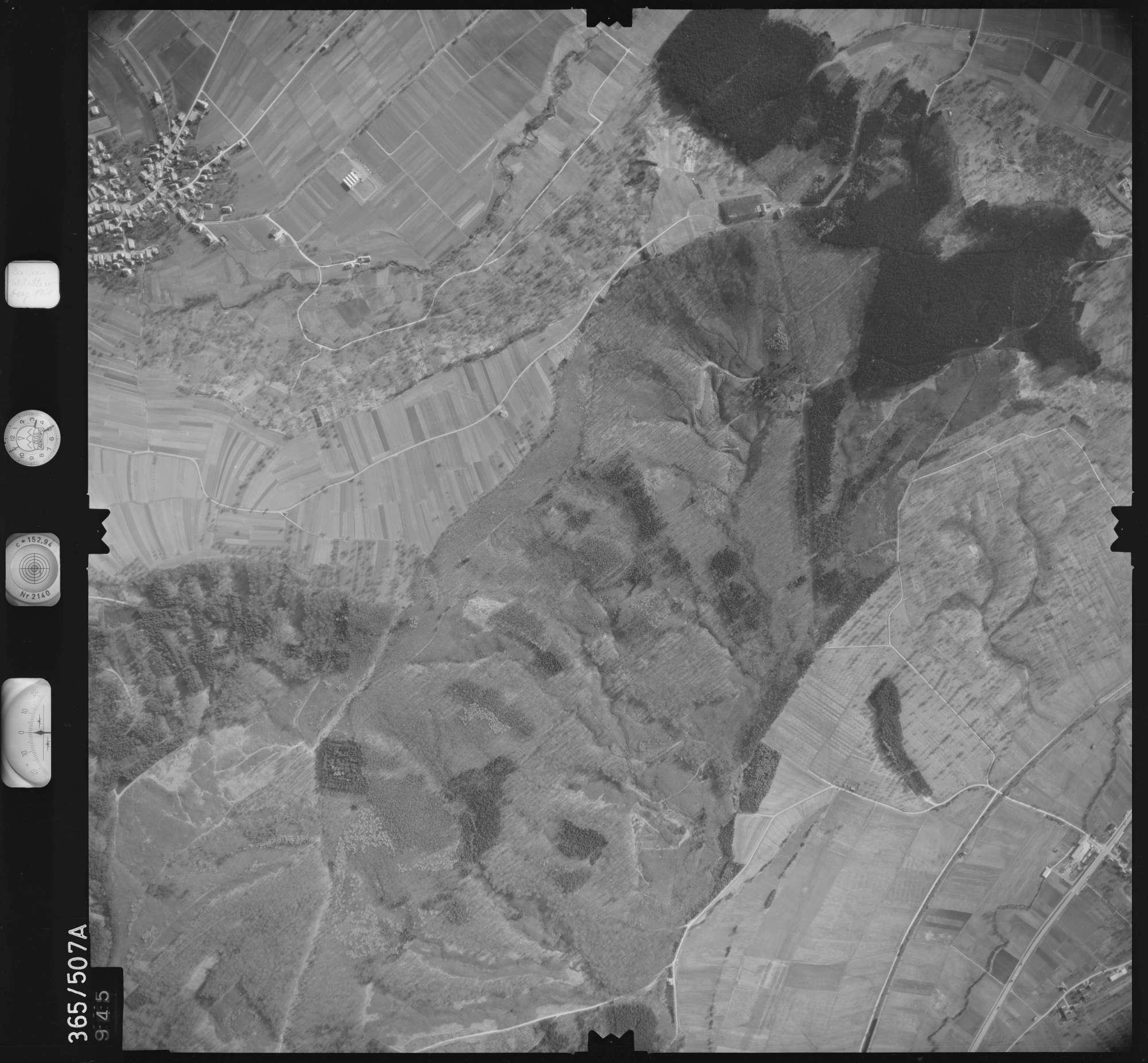 Luftbild: Film 33 Bildnr. 945, Bild 1