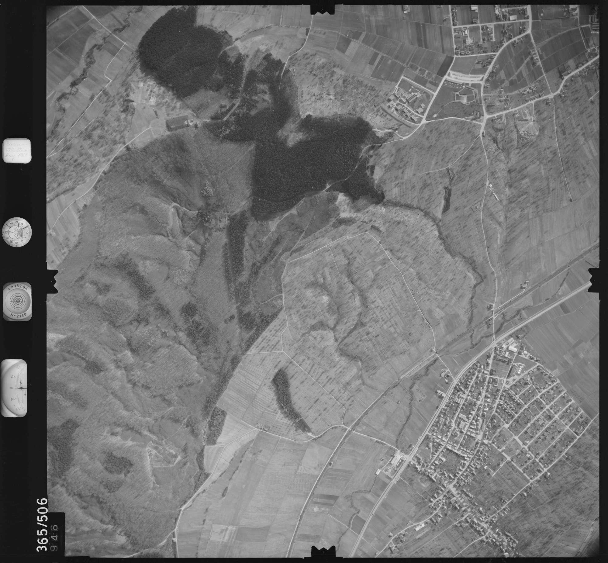 Luftbild: Film 33 Bildnr. 946, Bild 1