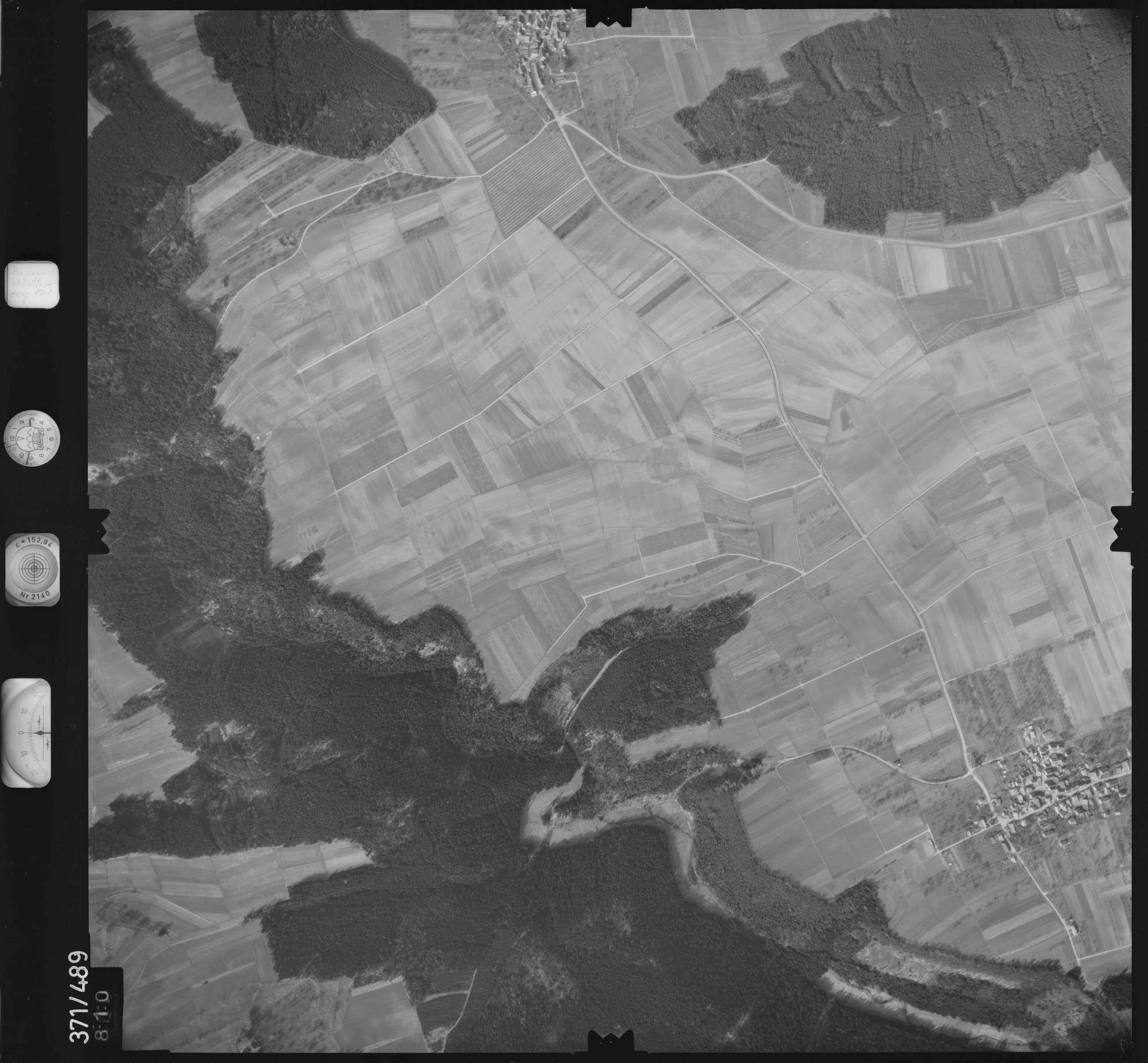 Luftbild: Film 33 Bildnr. 810, Bild 1