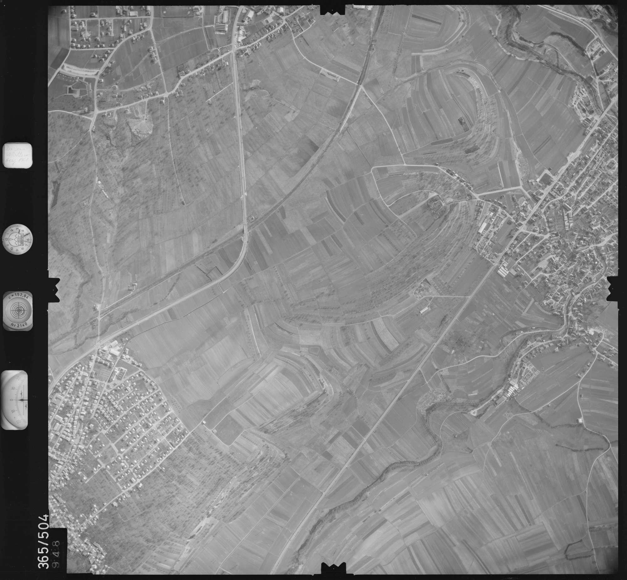 Luftbild: Film 33 Bildnr. 948, Bild 1