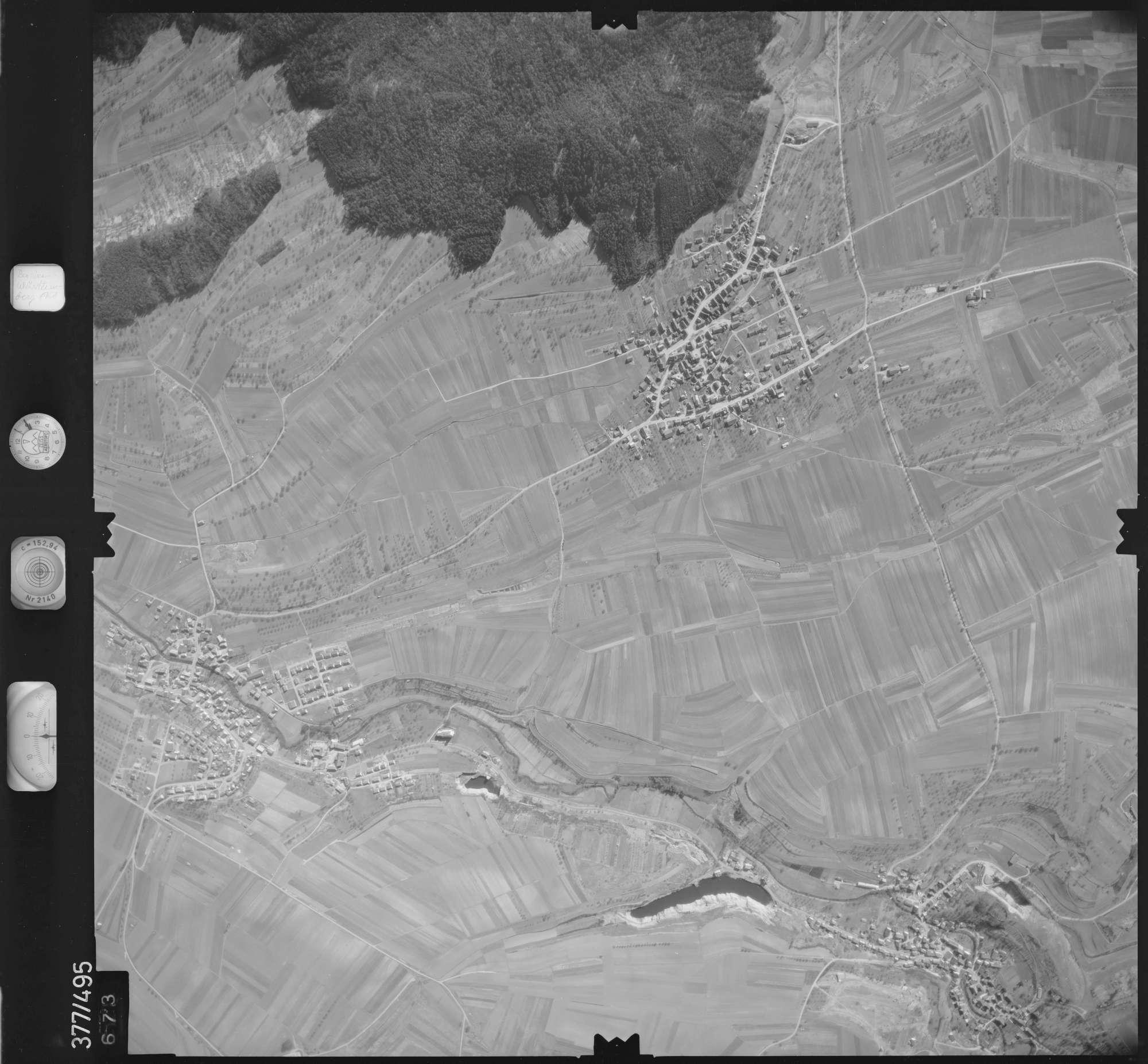 Luftbild: Film 31 Bildnr. 673, Bild 1