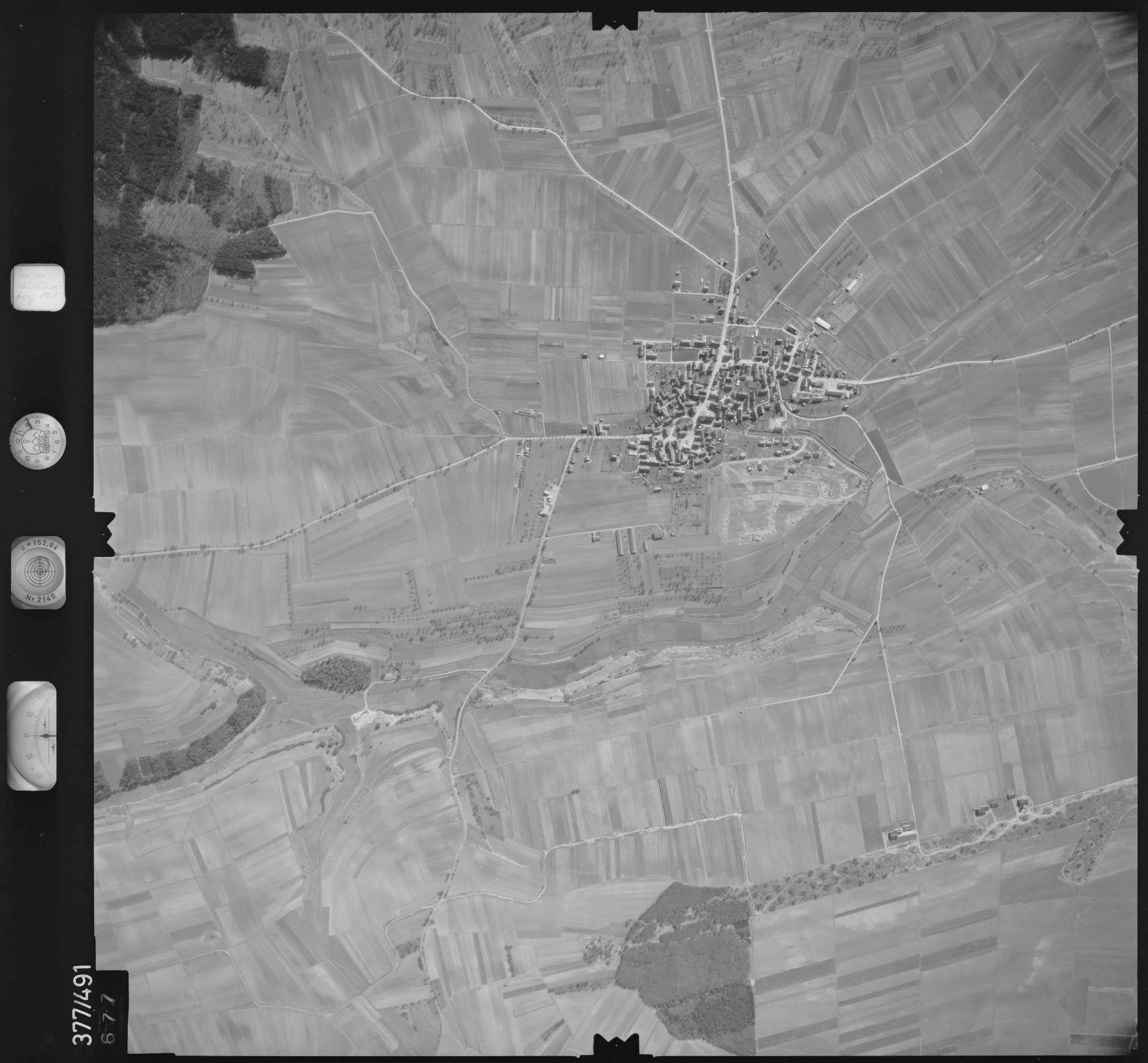 Luftbild: Film 31 Bildnr. 677, Bild 1
