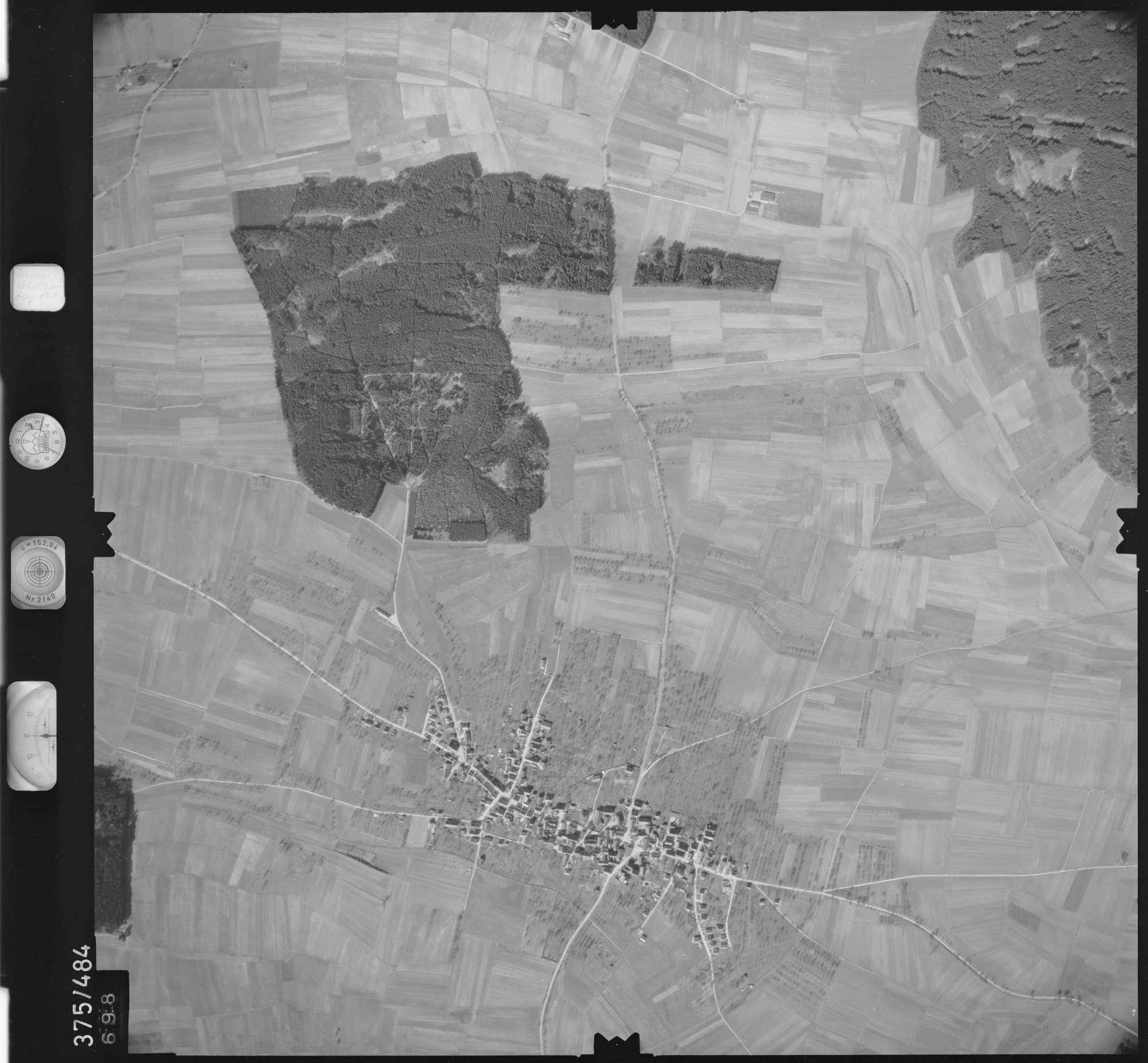Luftbild: Film 31 Bildnr. 698, Bild 1
