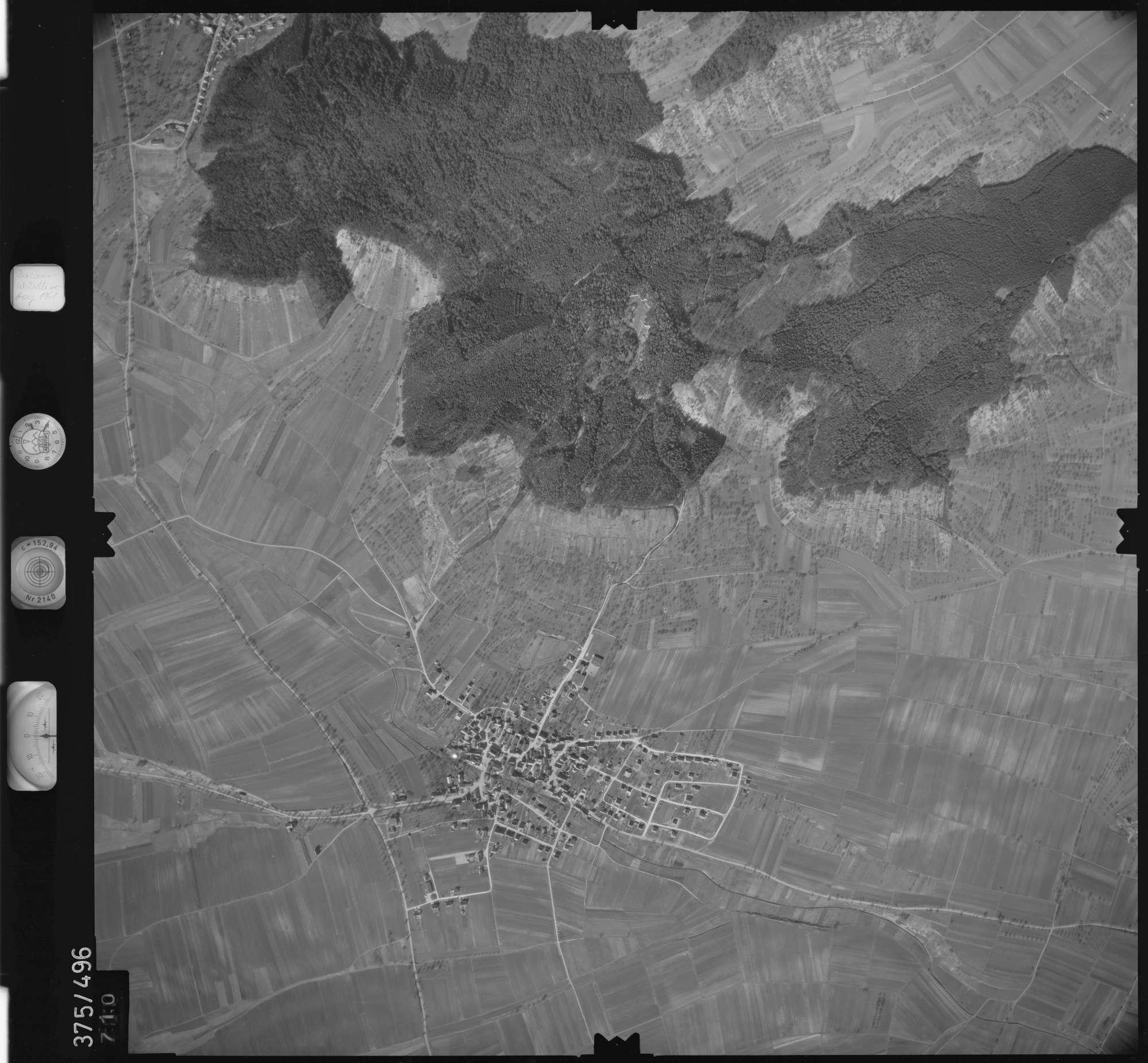 Luftbild: Film 31 Bildnr. 710, Bild 1