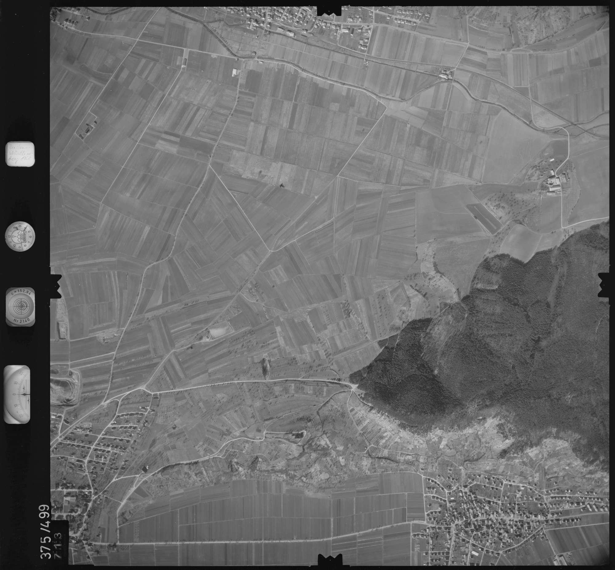 Luftbild: Film 31 Bildnr. 713, Bild 1