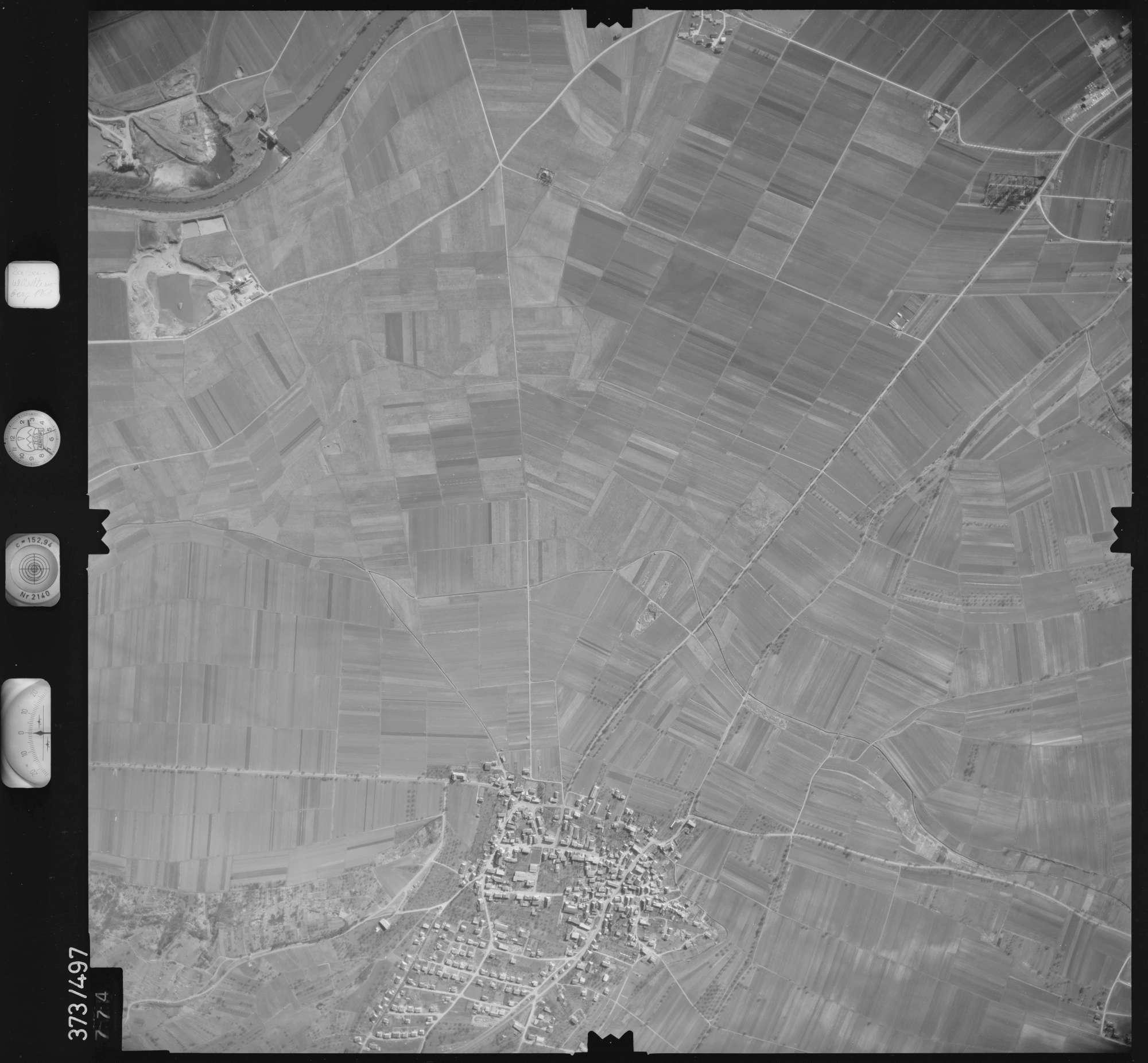 Luftbild: Film 33 Bildnr. 774, Bild 1