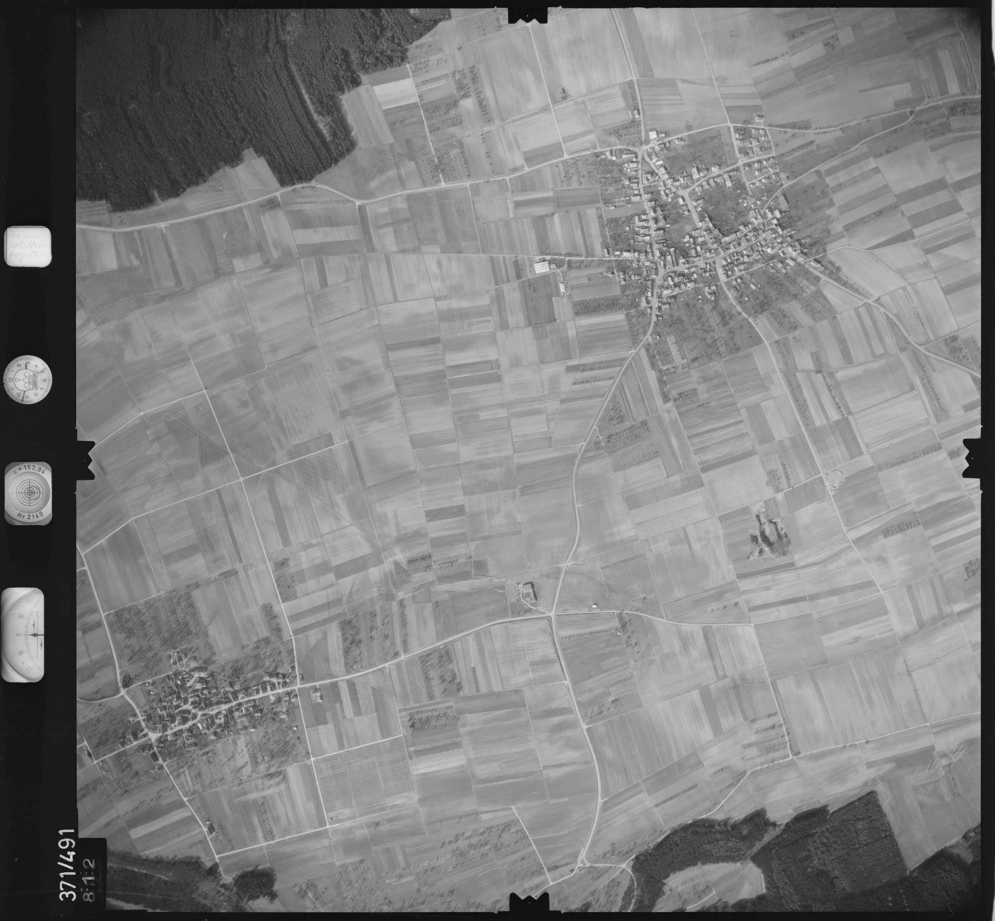 Luftbild: Film 33 Bildnr. 812, Bild 1