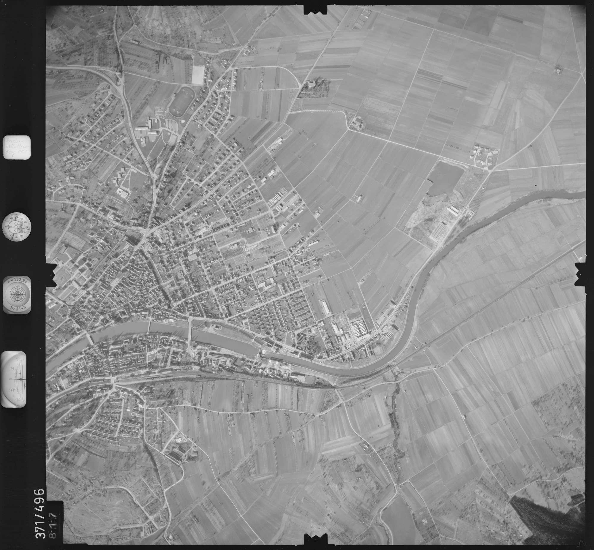Luftbild: Film 33 Bildnr. 817, Bild 1