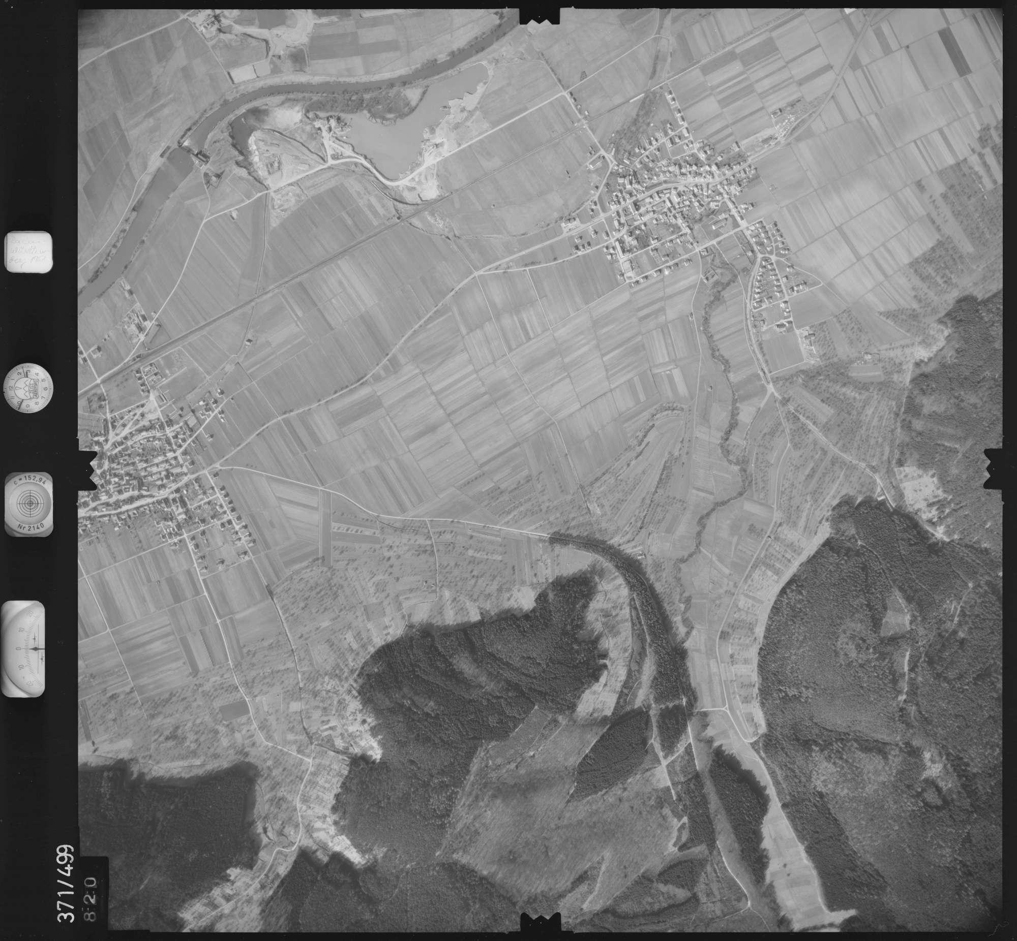 Luftbild: Film 33 Bildnr. 820, Bild 1