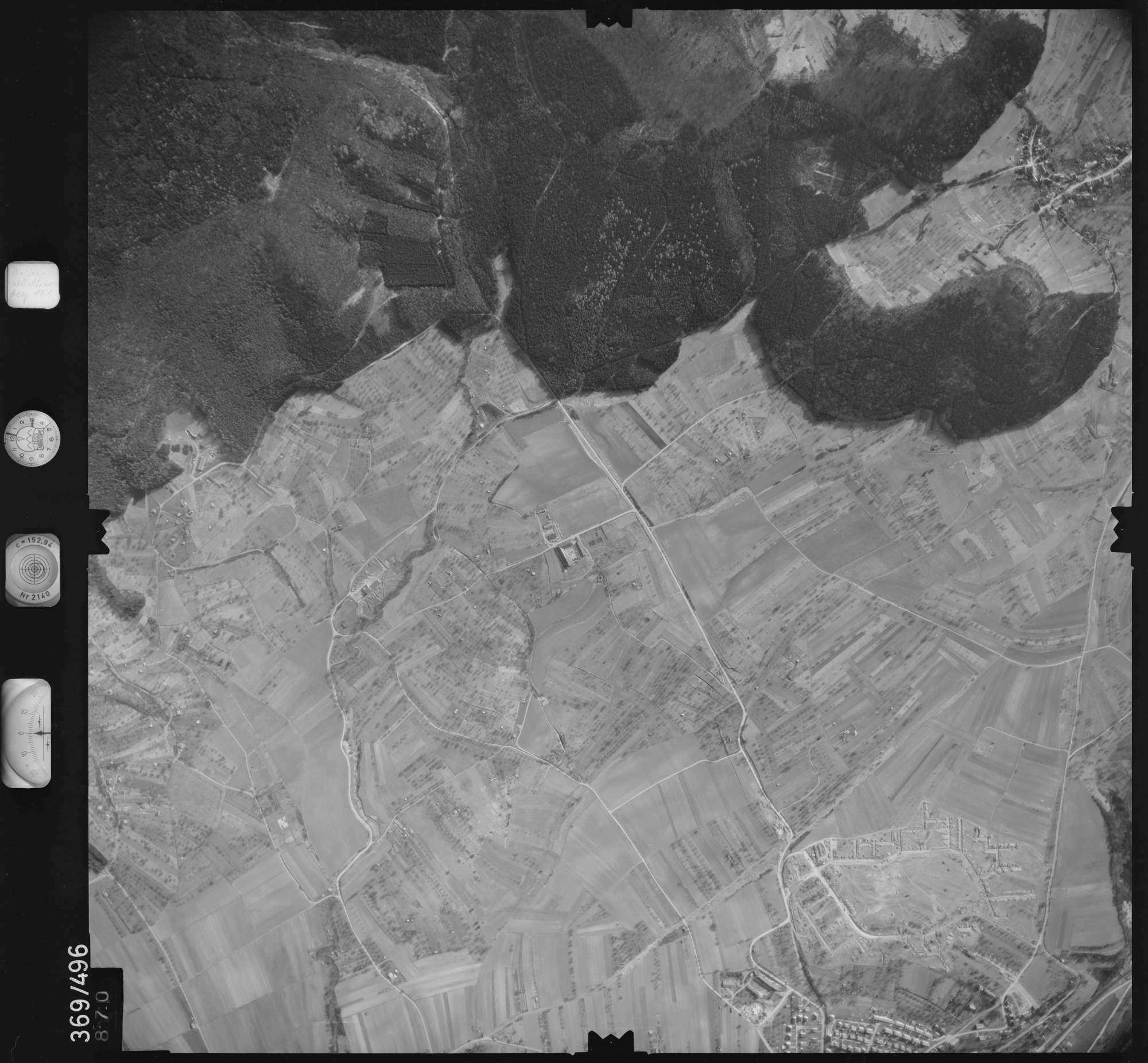 Luftbild: Film 33 Bildnr. 870, Bild 1