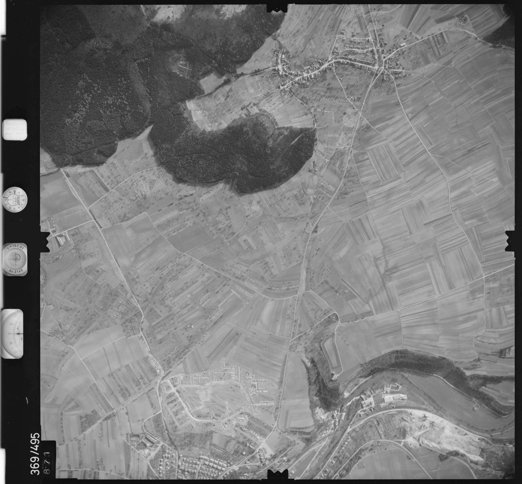 Luftbild: Film 33 Bildnr. 871, Bild 1
