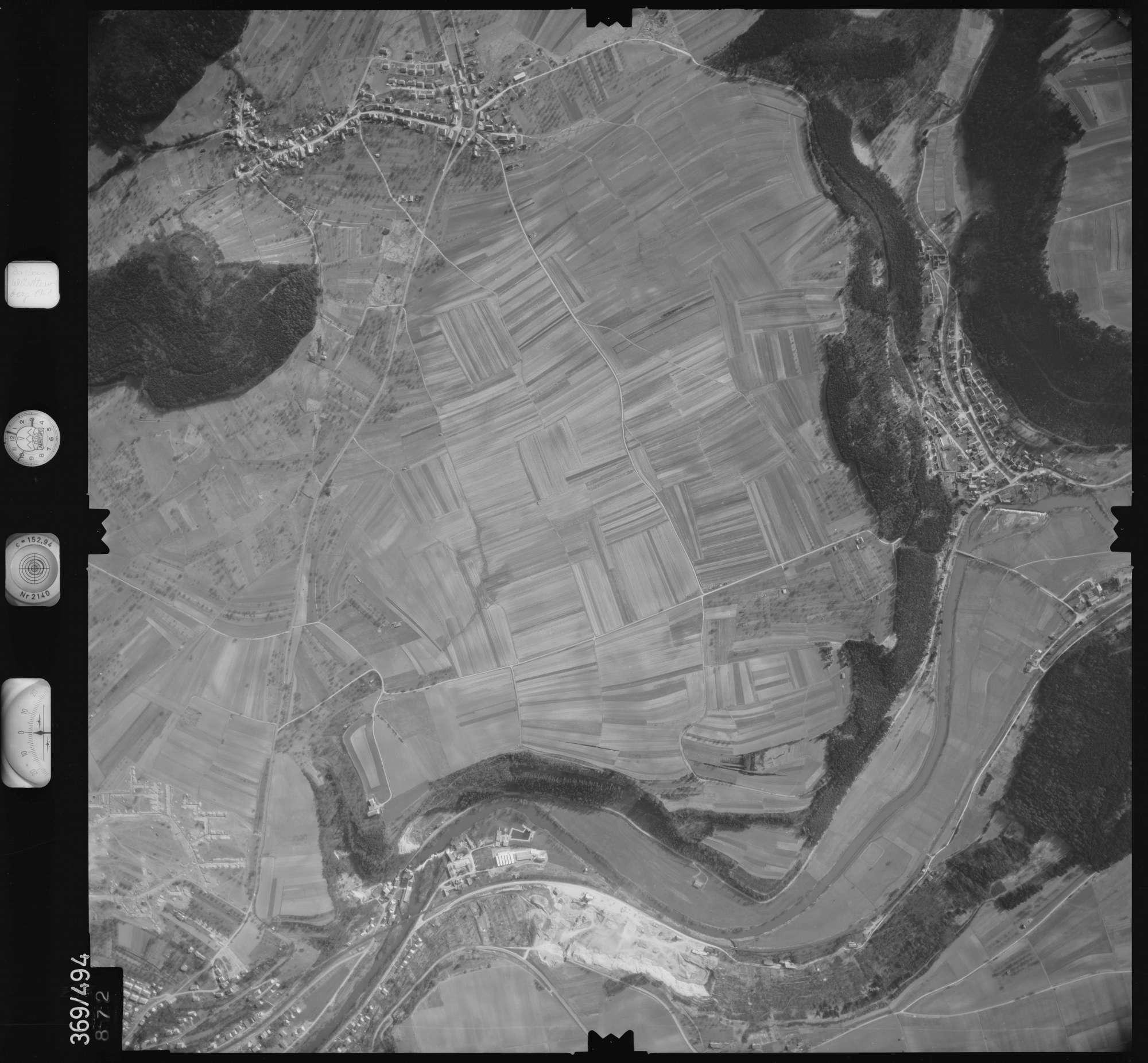 Luftbild: Film 33 Bildnr. 872, Bild 1