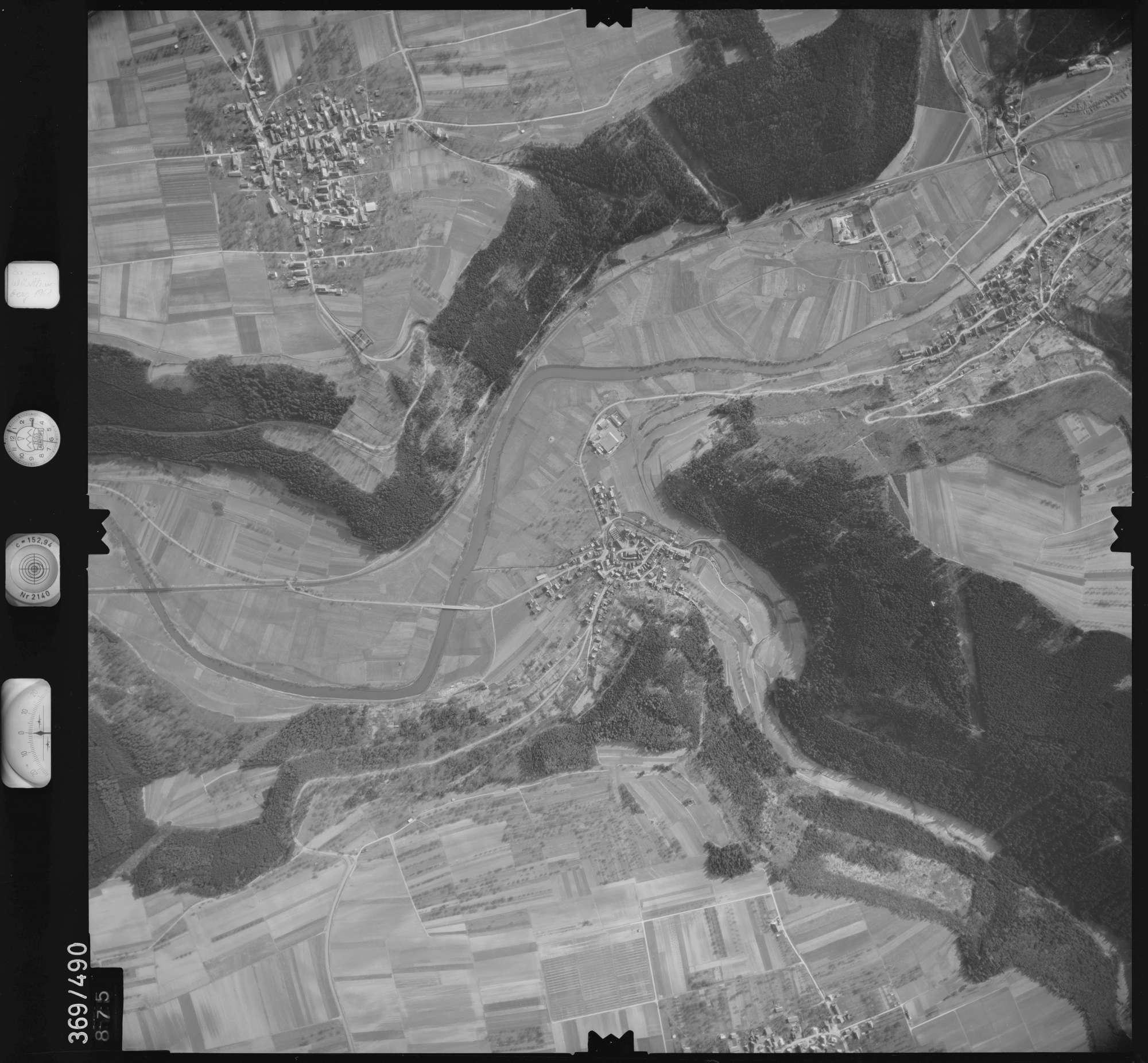 Luftbild: Film 33 Bildnr. 875, Bild 1