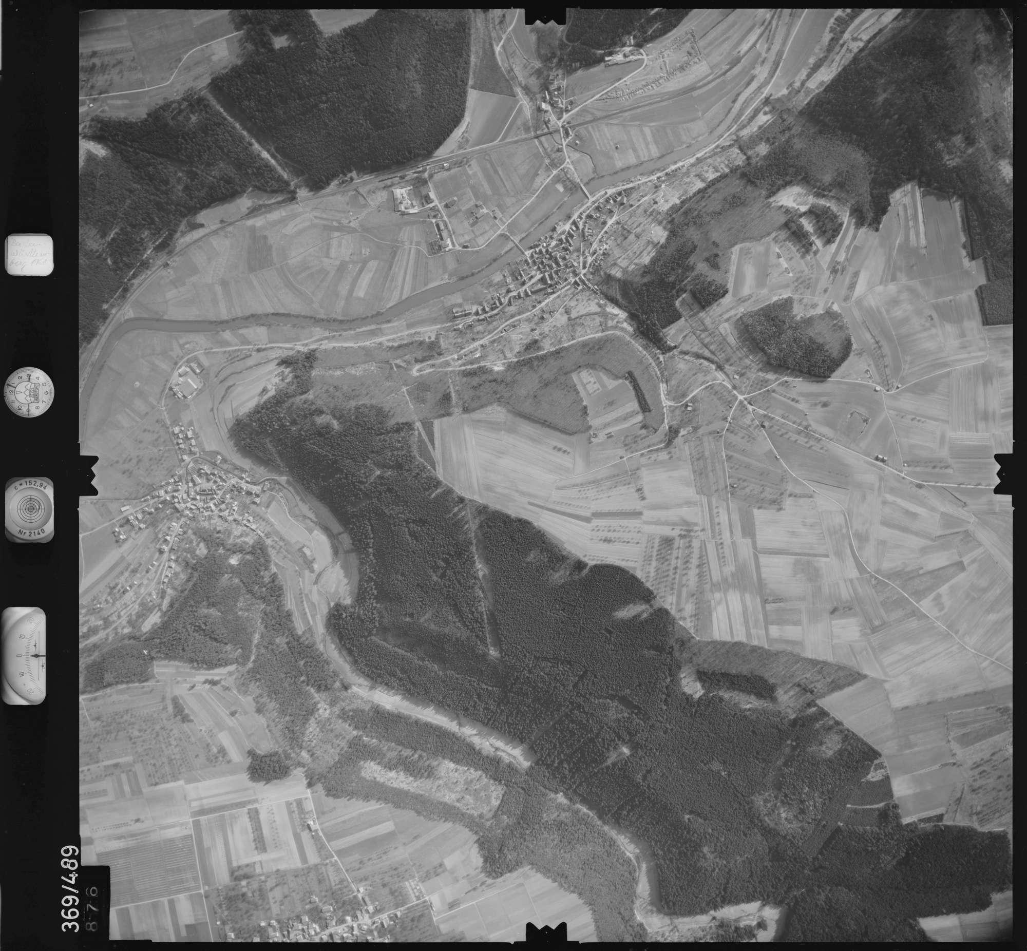 Luftbild: Film 33 Bildnr. 876, Bild 1