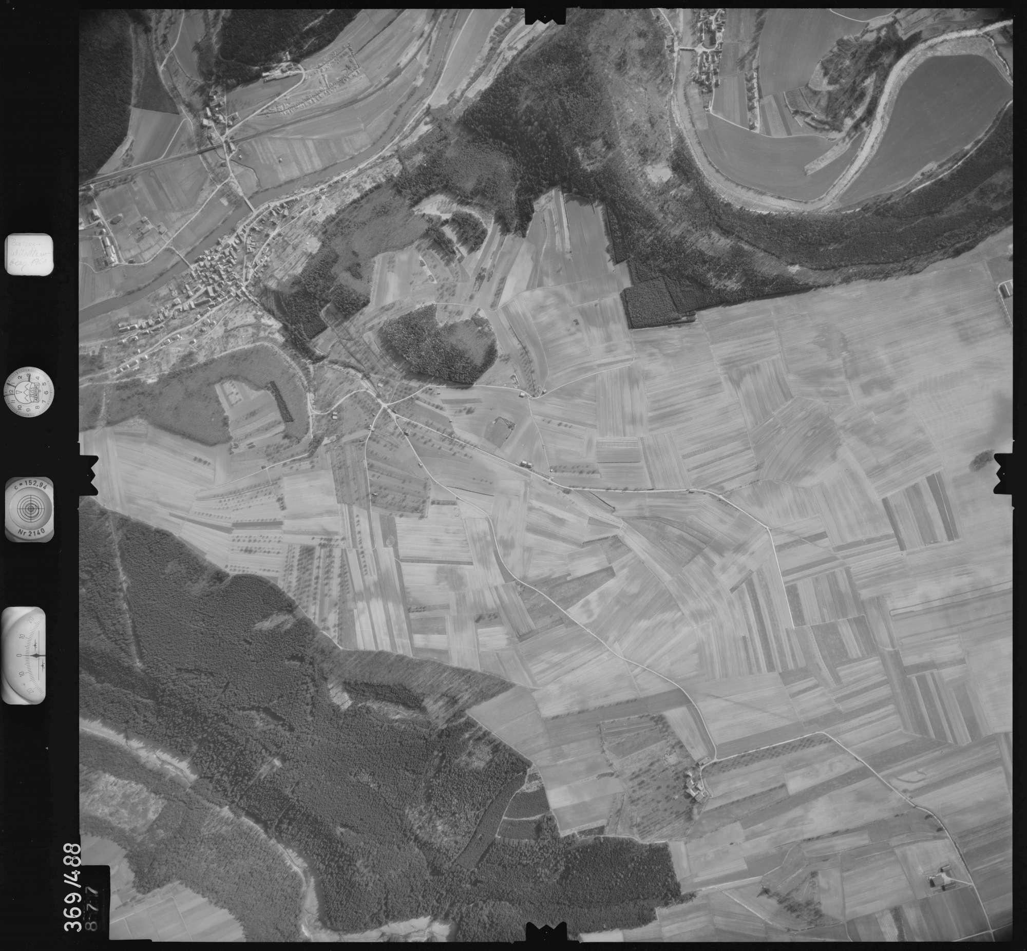 Luftbild: Film 33 Bildnr. 877, Bild 1