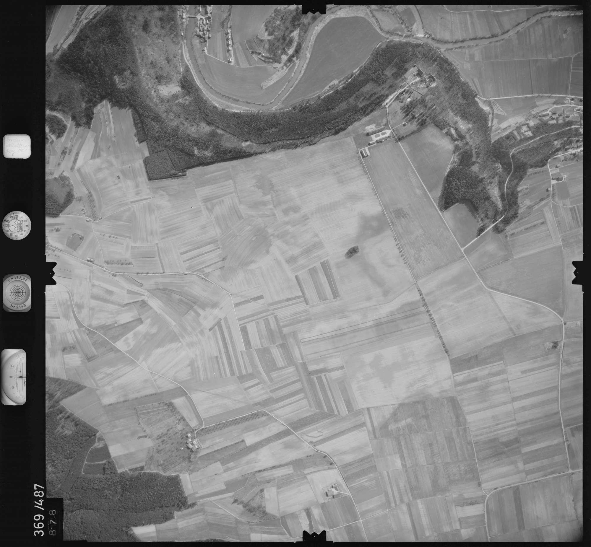 Luftbild: Film 33 Bildnr. 878, Bild 1