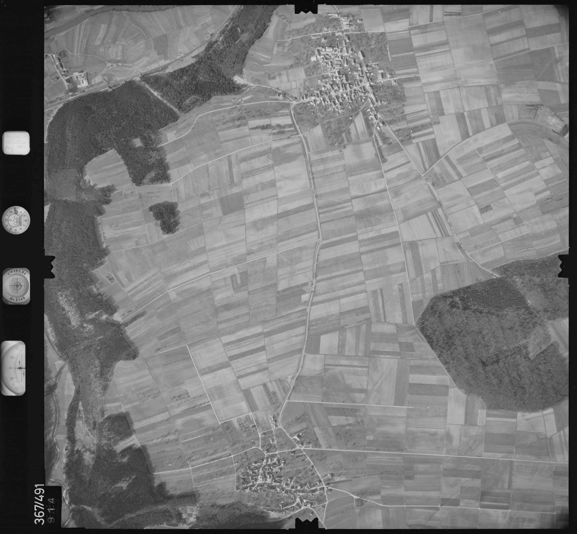 Luftbild: Film 33 Bildnr. 914, Bild 1