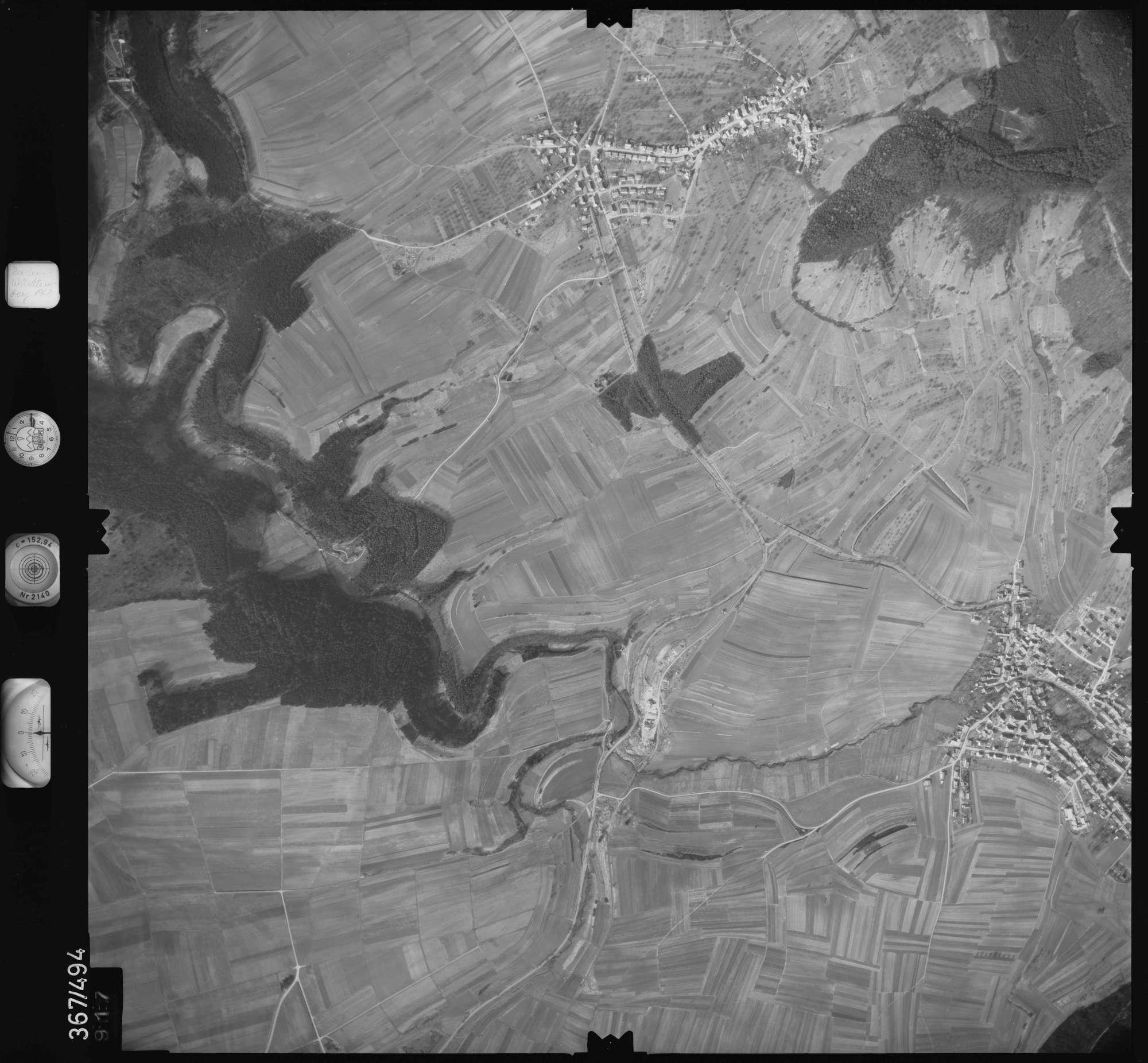 Luftbild: Film 33 Bildnr. 917, Bild 1
