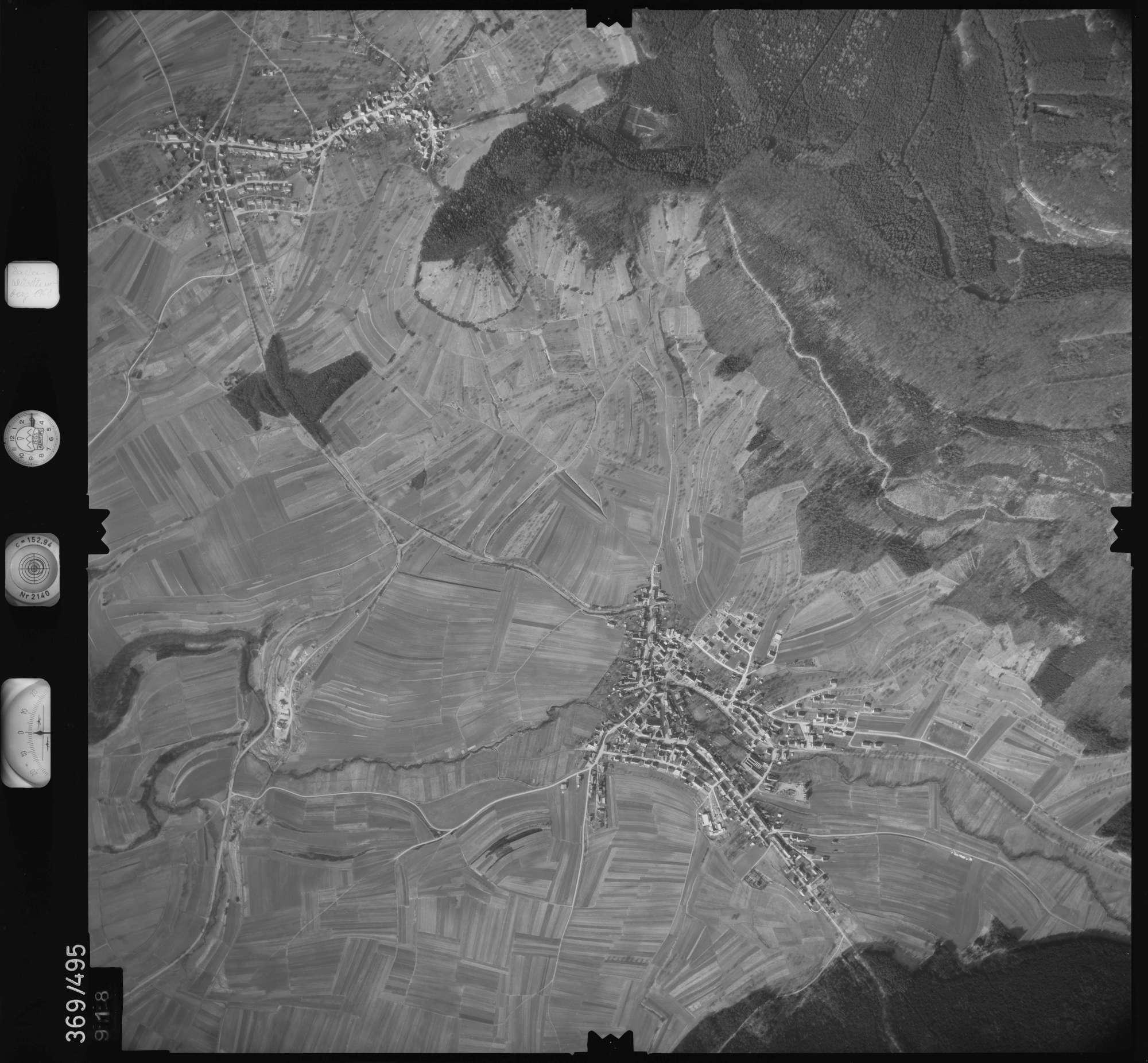 Luftbild: Film 33 Bildnr. 918, Bild 1