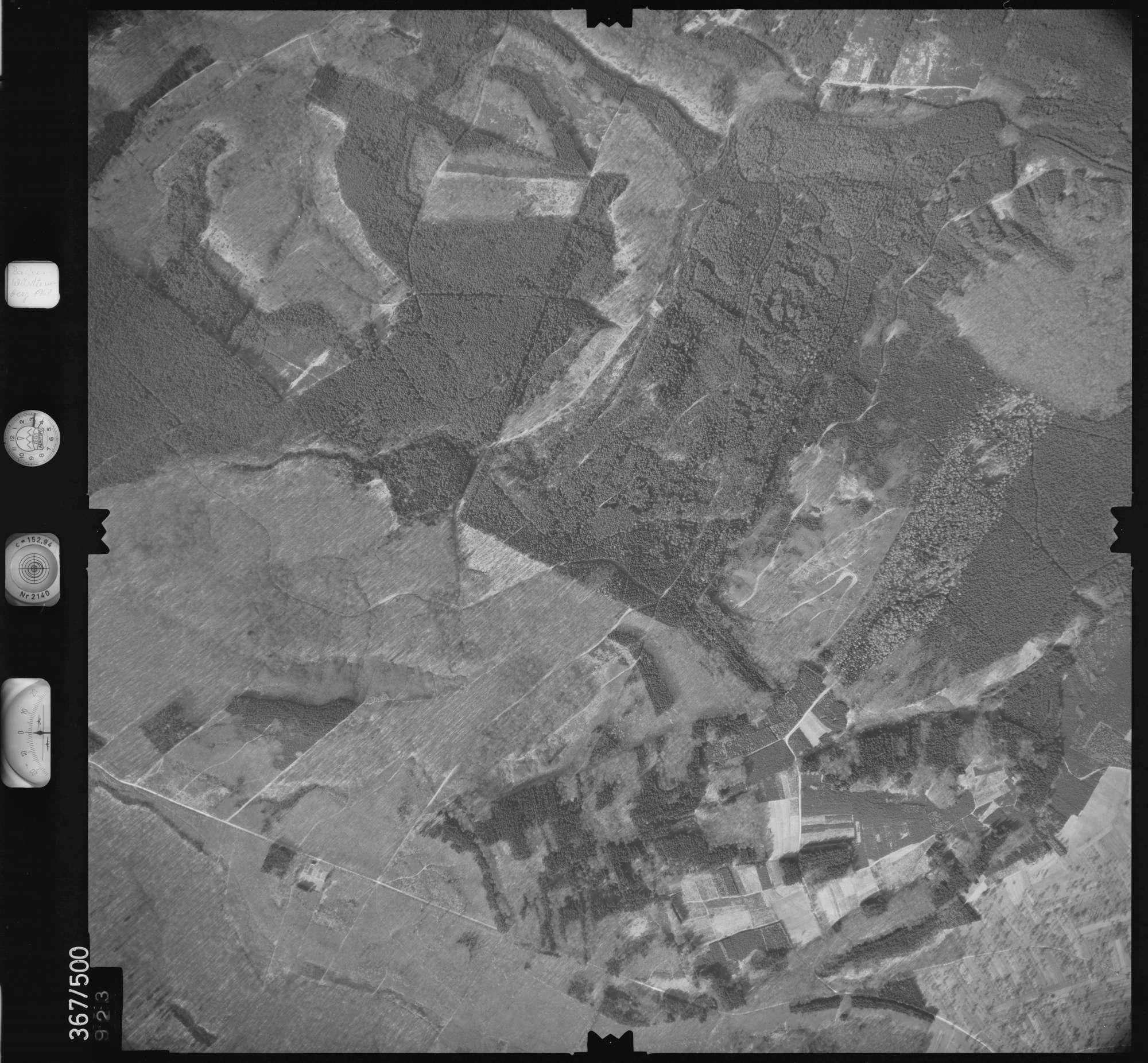 Luftbild: Film 33 Bildnr. 923, Bild 1