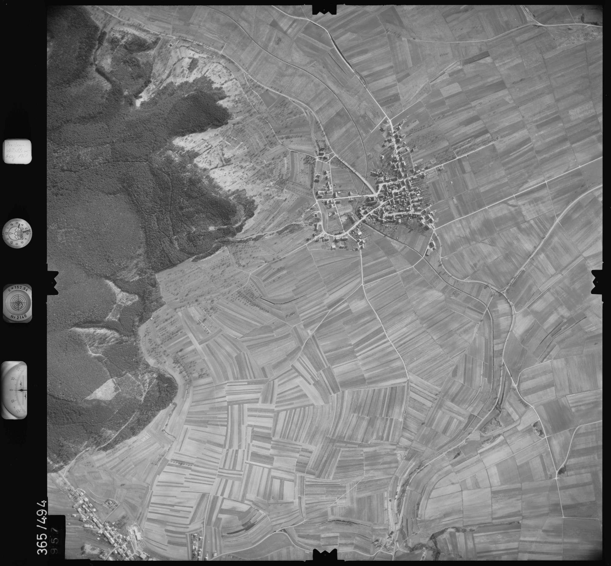 Luftbild: Film 33 Bildnr. 957, Bild 1