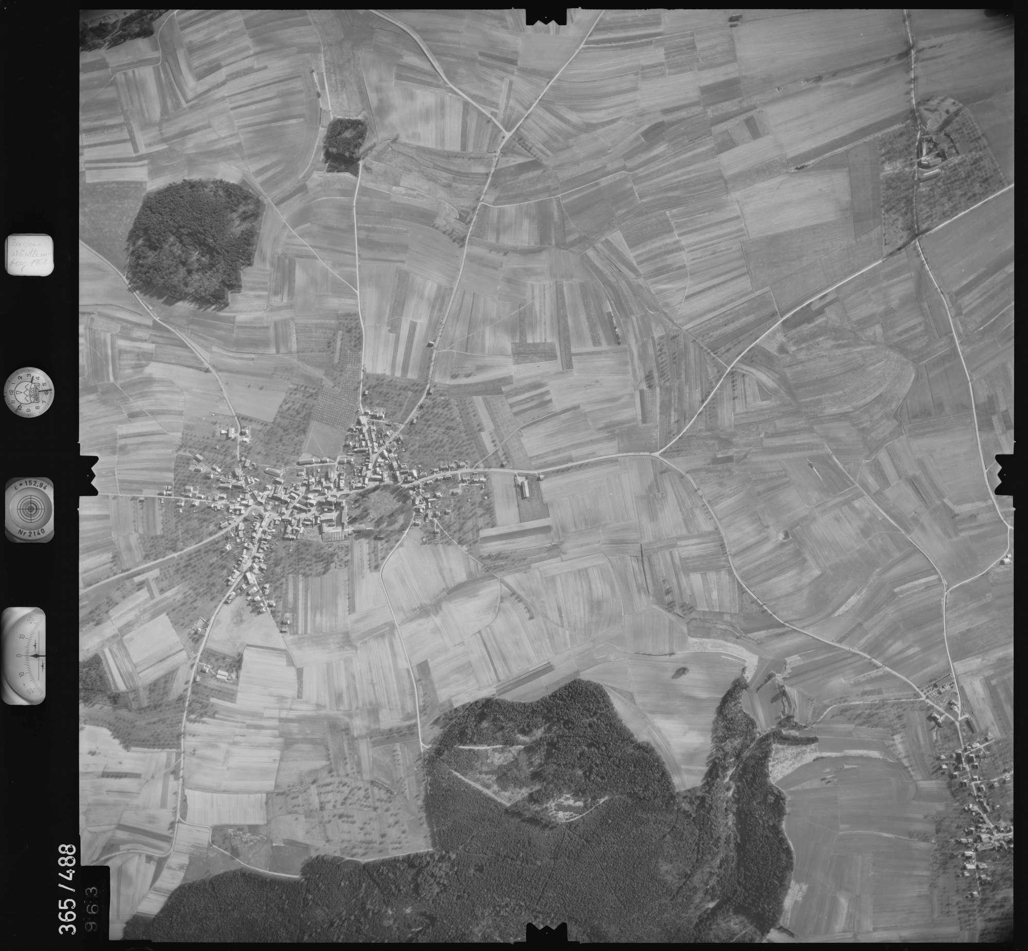 Luftbild: Film 33 Bildnr. 963, Bild 1