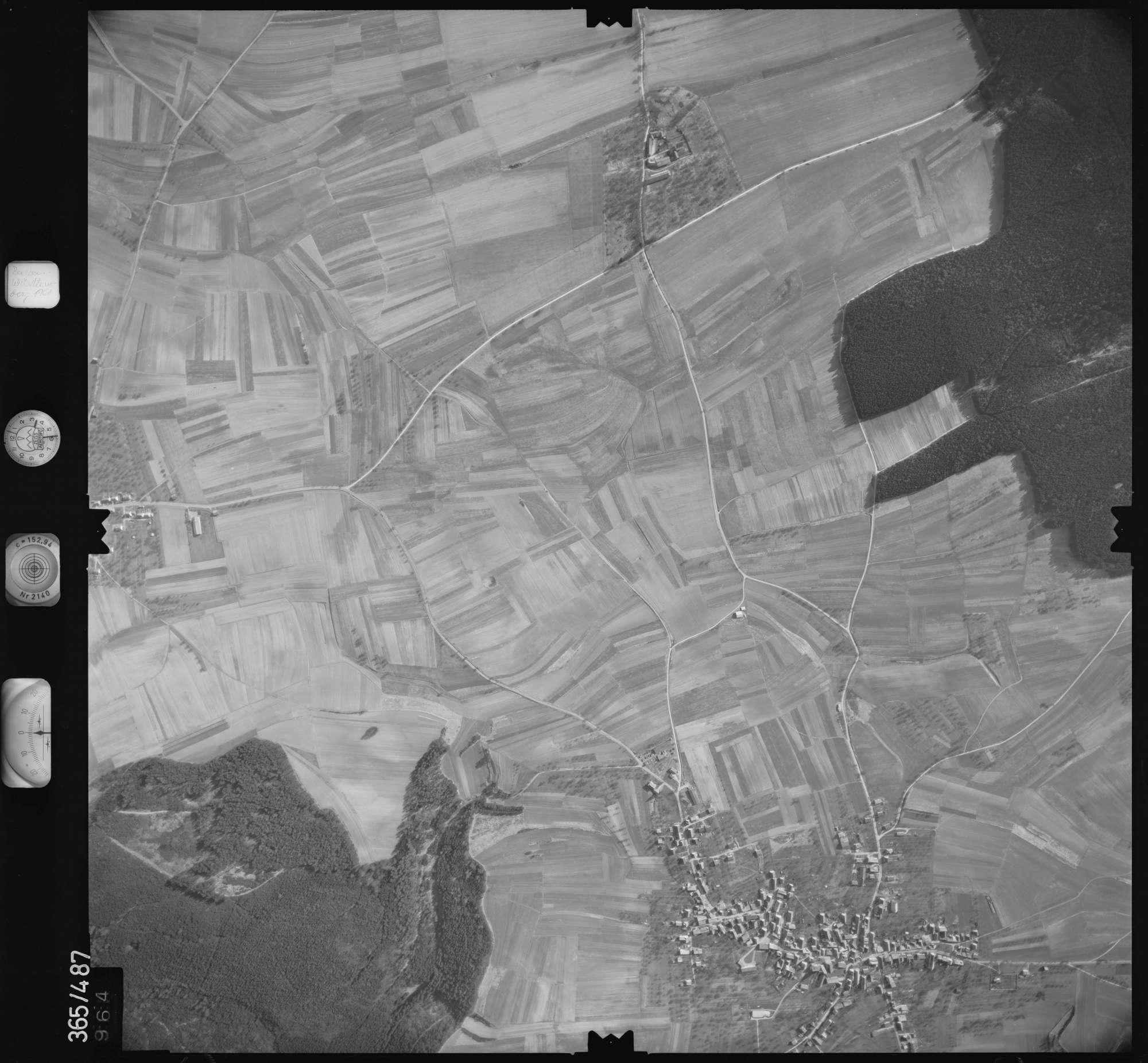 Luftbild: Film 33 Bildnr. 964, Bild 1