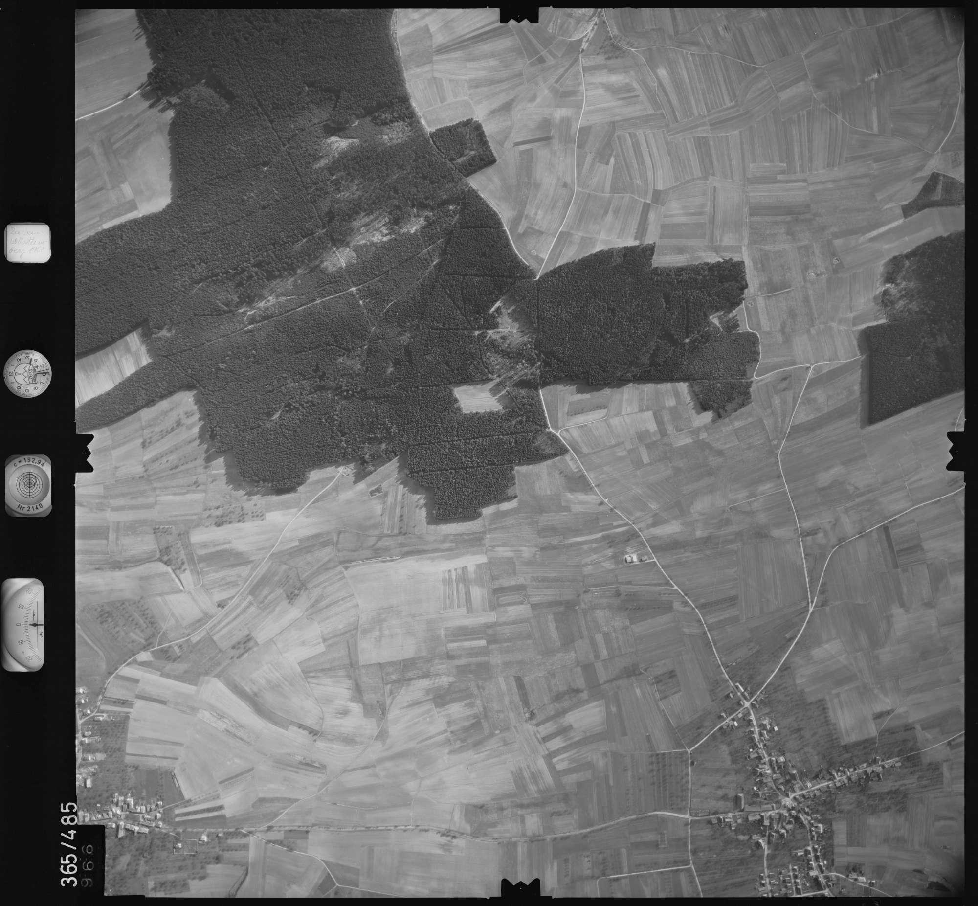Luftbild: Film 33 Bildnr. 966, Bild 1