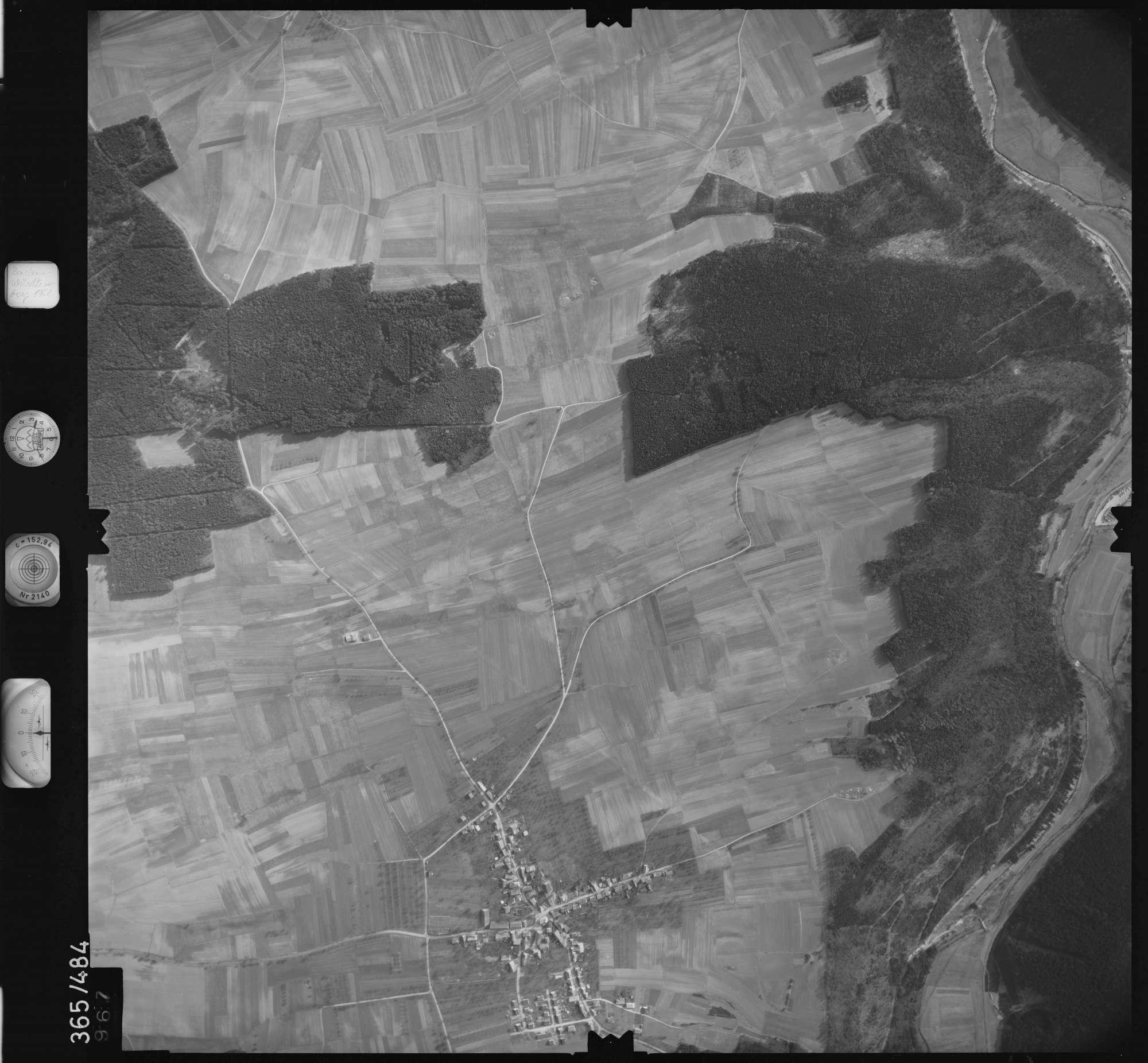 Luftbild: Film 33 Bildnr. 967, Bild 1