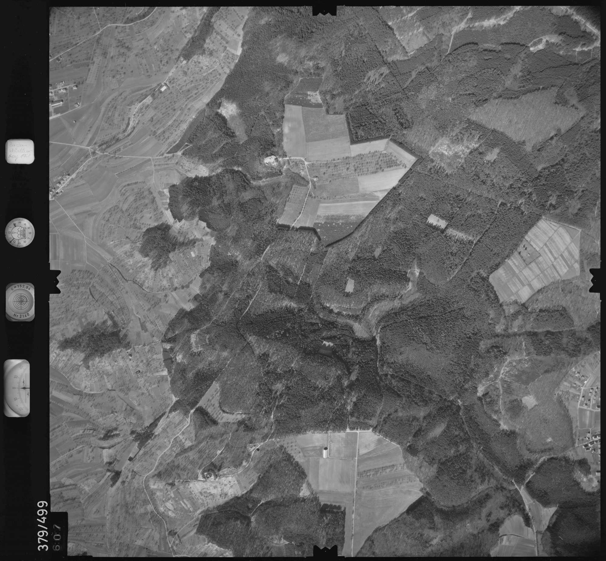 Luftbild: Film 31 Bildnr. 607, Bild 1