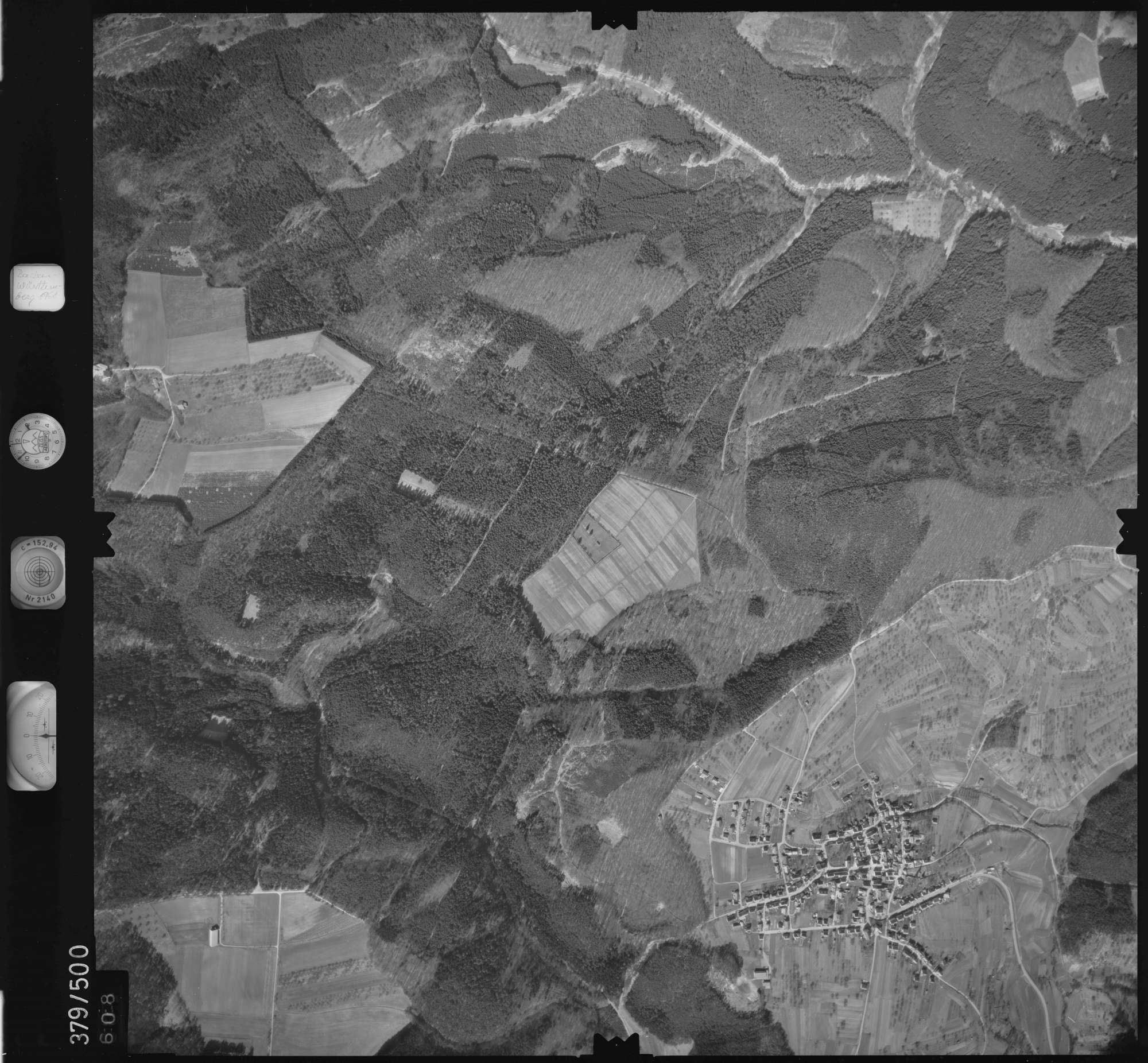 Luftbild: Film 31 Bildnr. 608, Bild 1