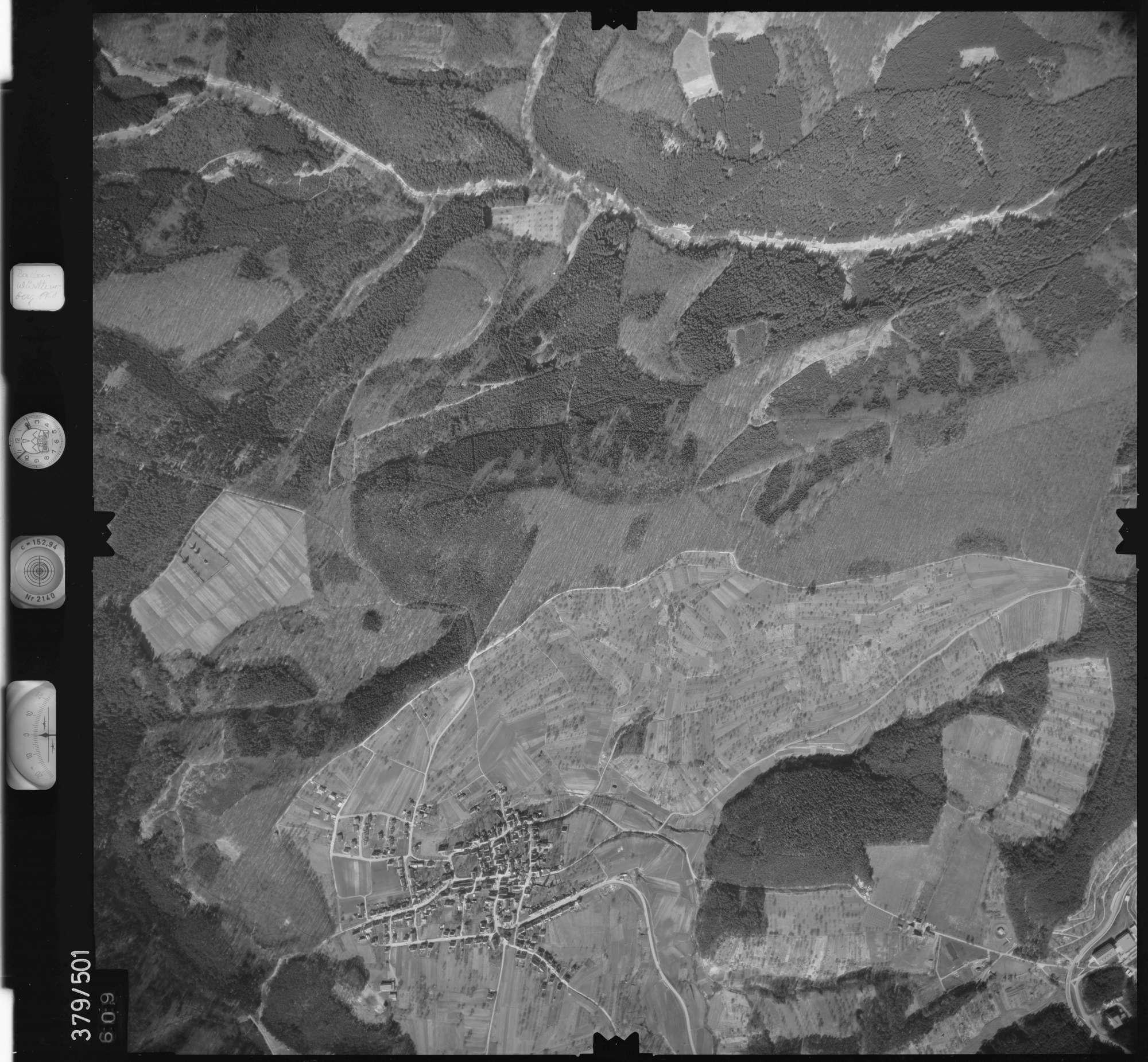 Luftbild: Film 31 Bildnr. 609, Bild 1