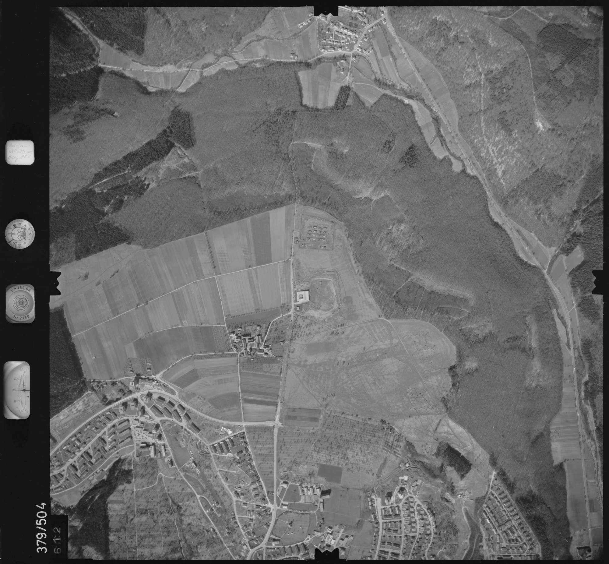 Luftbild: Film 31 Bildnr. 612, Bild 1
